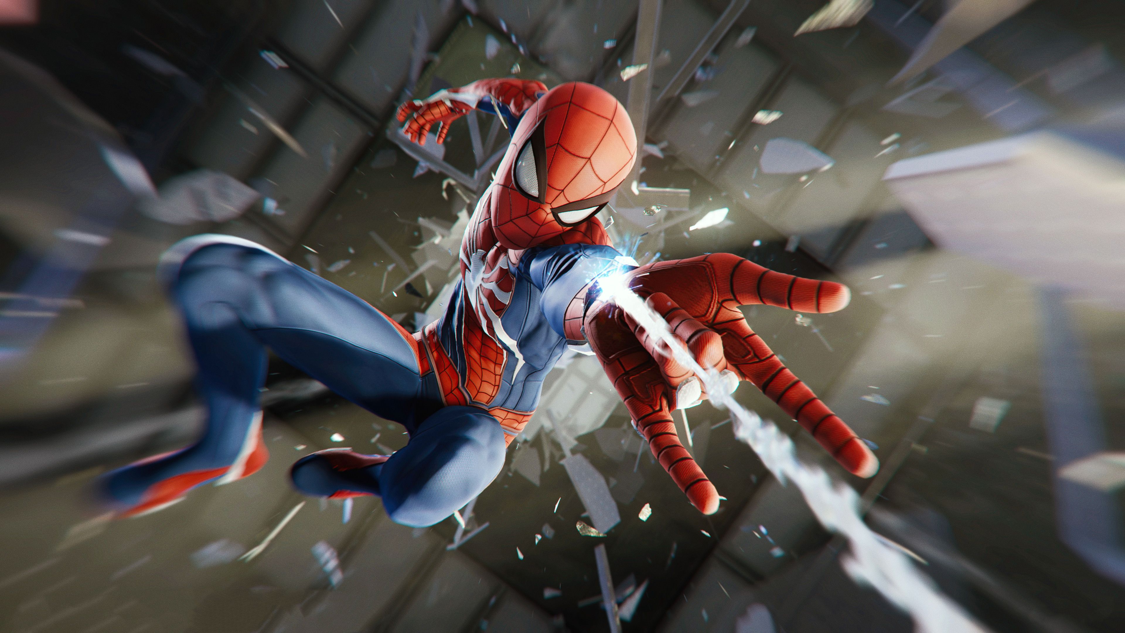 Spiderman Ps4 Game 4k Hd Games 4k Wallpapers Images Backgrounds Photos And Pictures