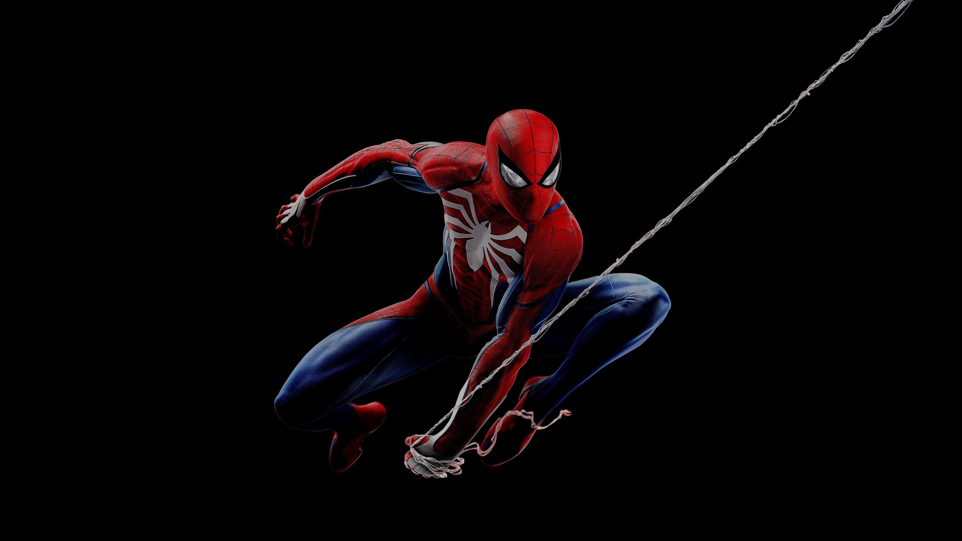 1600x900 Spiderman Ps4 Pro 4k 2018 1600x900 Resolution Hd 4k Wallpapers Images Backgrounds Photos And Pictures