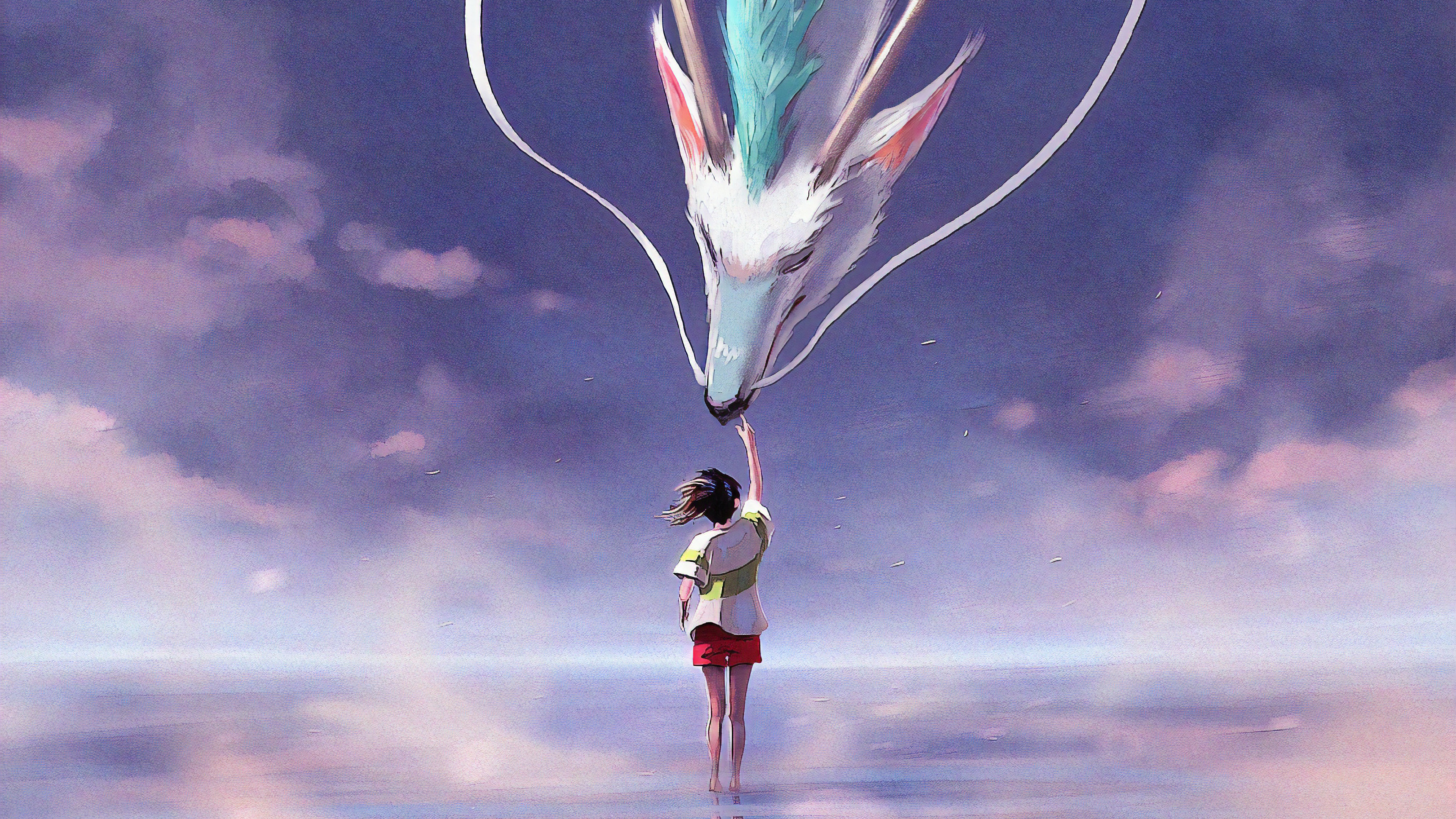 Spirited Away Hd Artist 4k Wallpapers Images Backgrounds Photos And Pictures