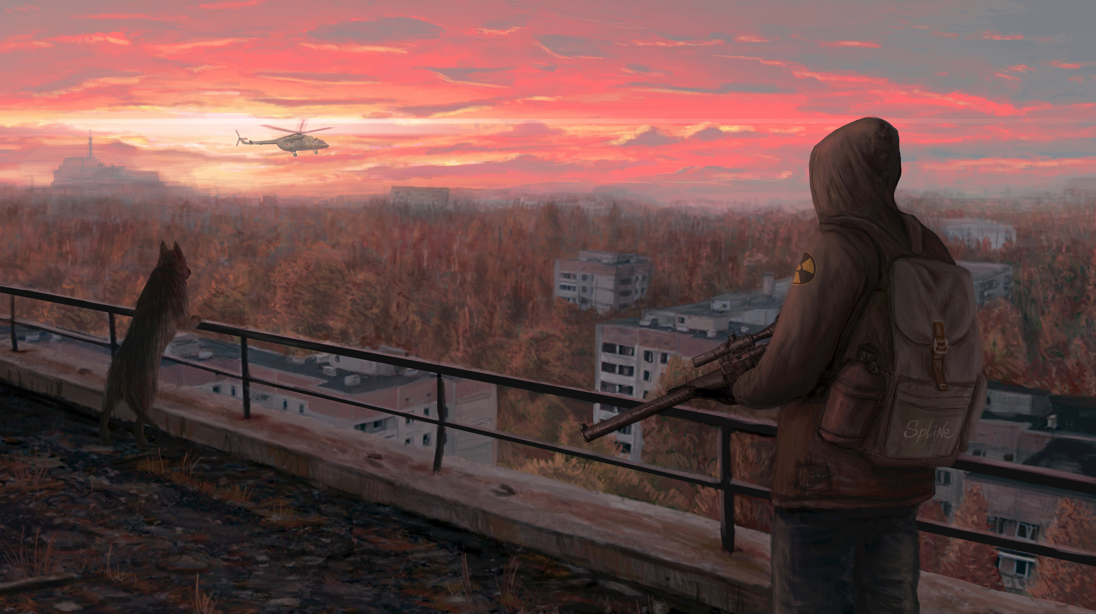 Stalker 2 Time To Go Home Hd Games 4k Wallpapers Images Backgrounds Photos And Pictures Stalker 2 return of old friend