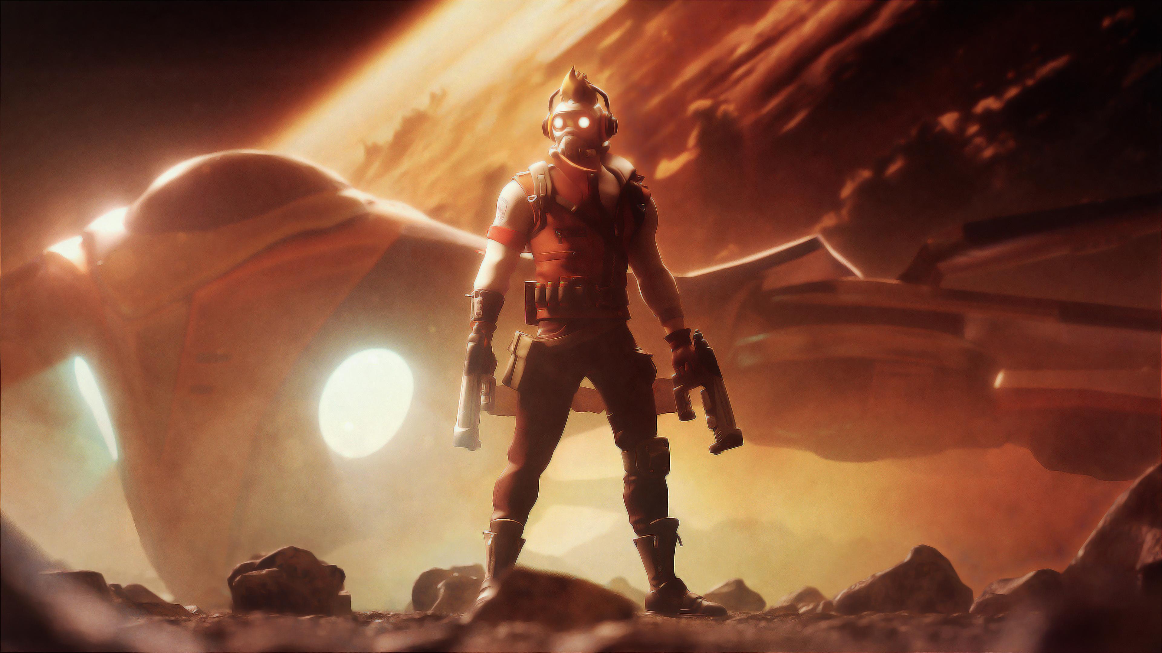 Star Lord Fortnite, HD Games, 4k