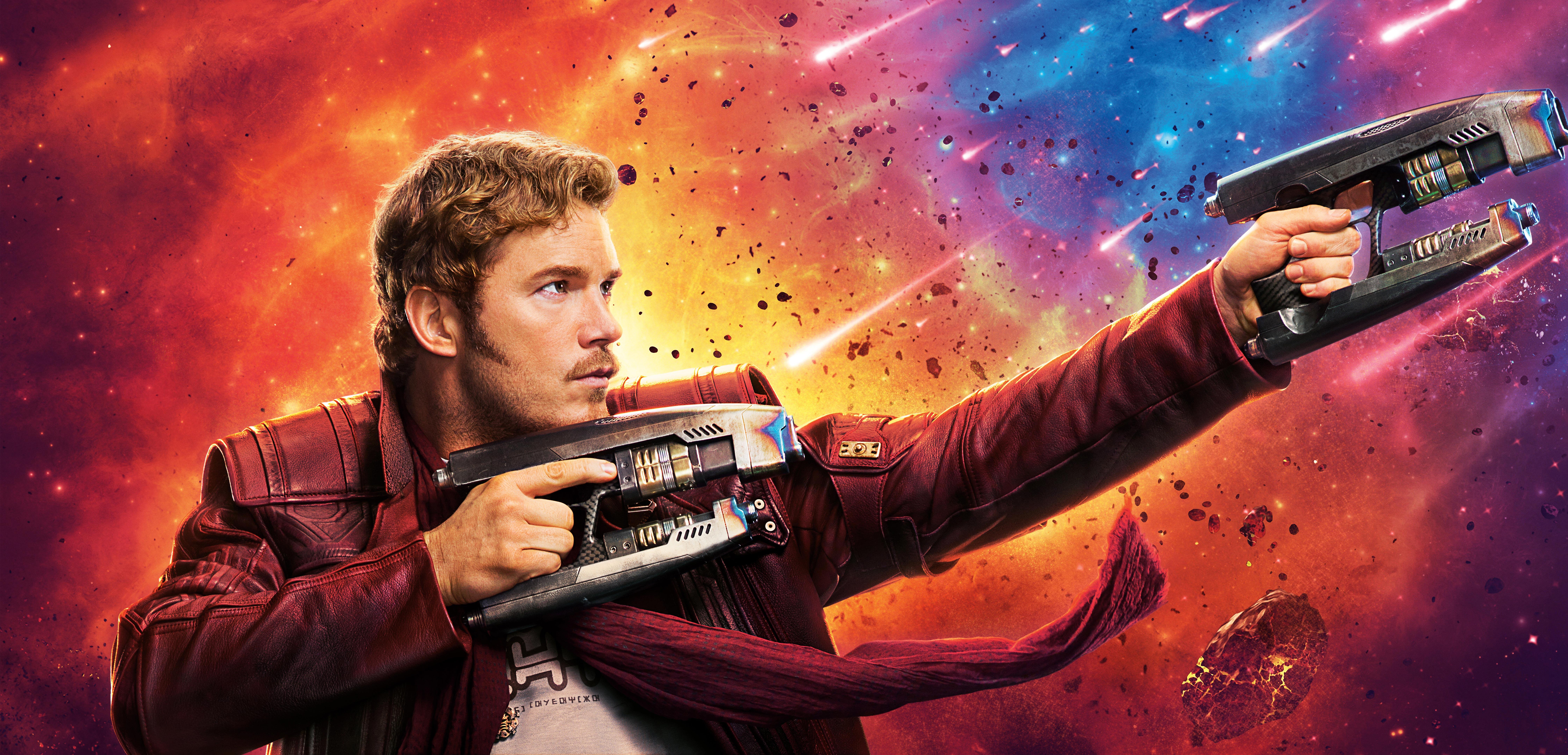 Star Lord Guardians Of The Galaxy Vol 2 4k 8k Hd Movies 4k