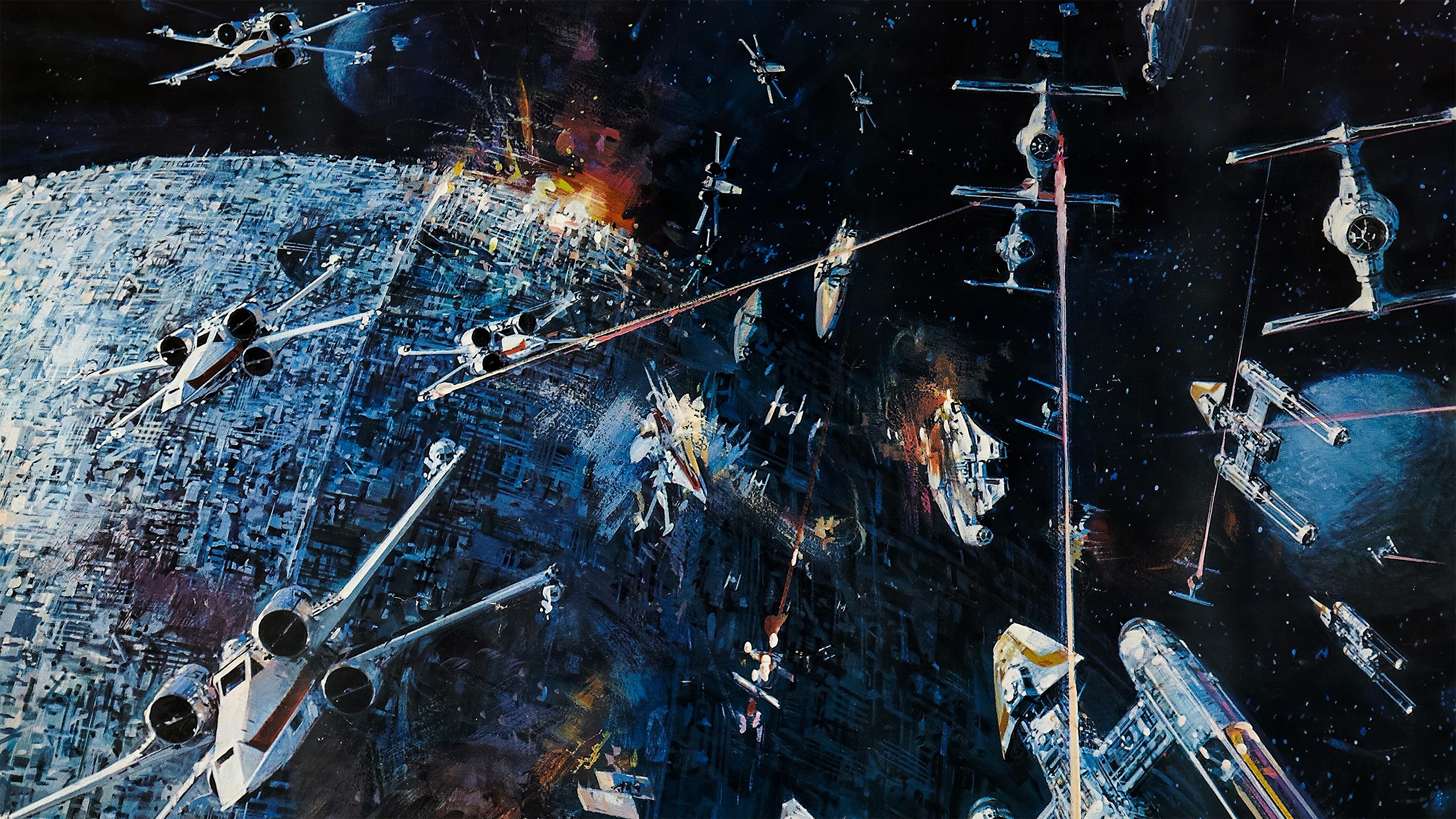 star wars 1977 poster 8o