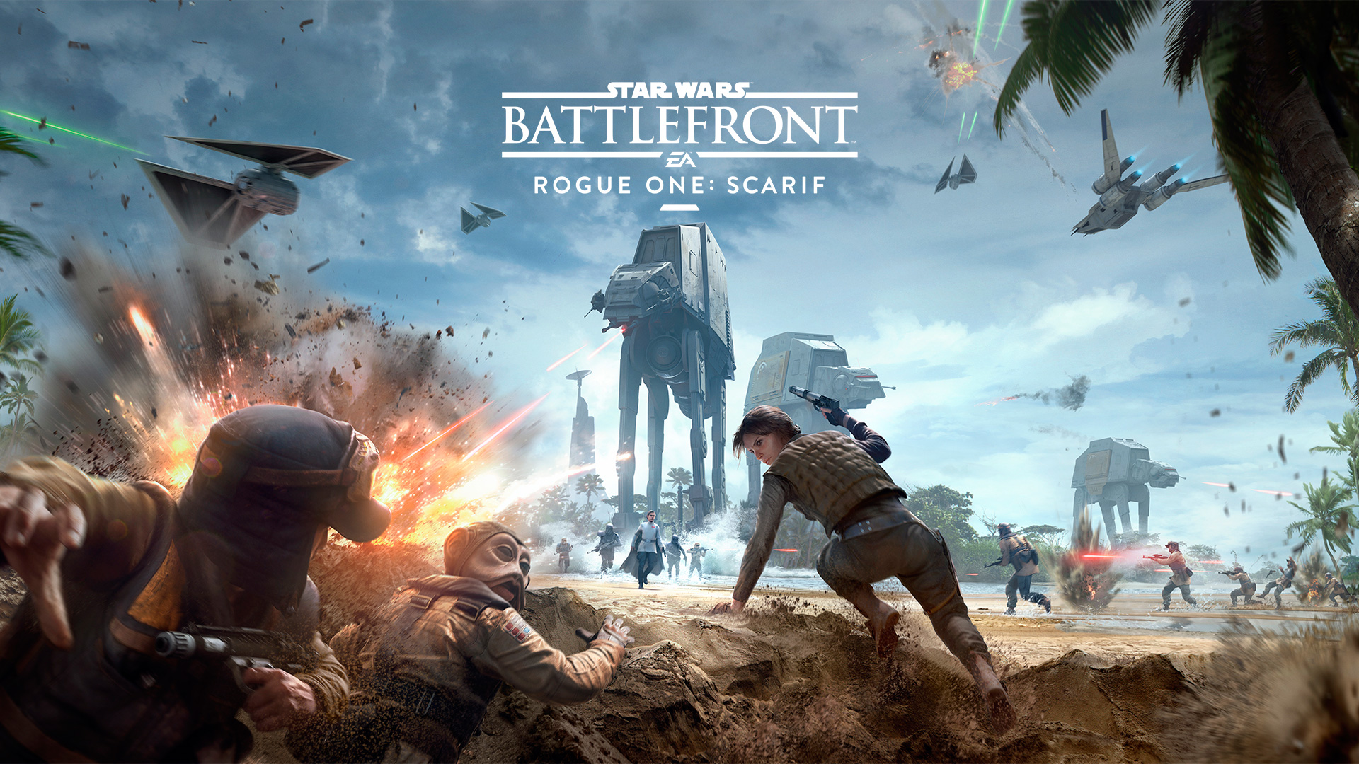 Star Wars Battlefront Rogue One Dlc Hd Games 4k Wallpapers Images Backgrounds Photos And Pictures