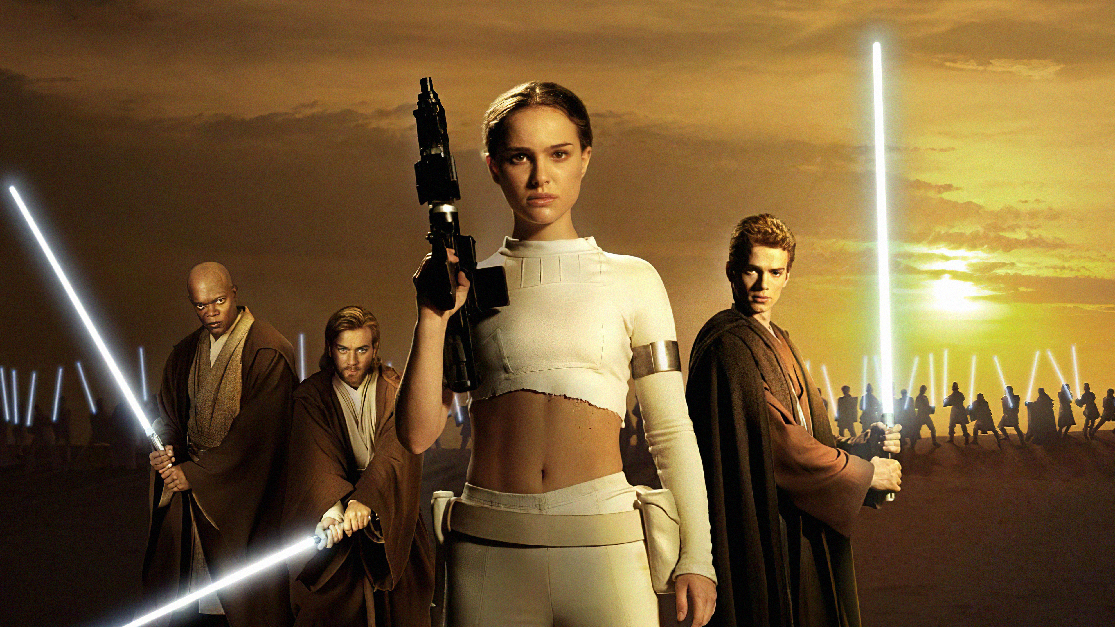 1920x1080 Star Wars Episode Ii Attack Of The Clones Natalie Portman 4k Laptop Full Hd 1080p Hd 4k Wallpapers Images Backgrounds Photos And Pictures