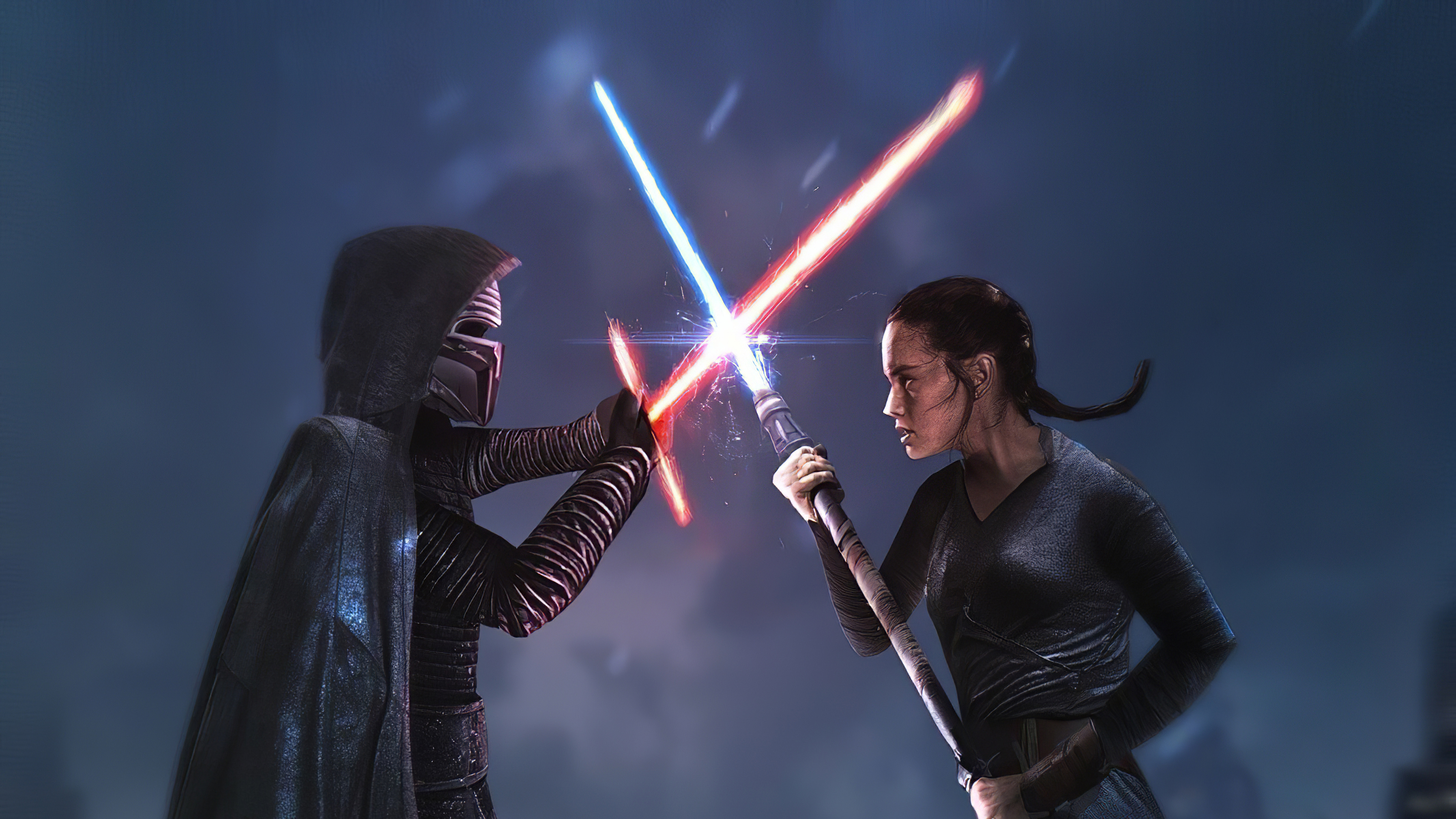 Star Wars Ix Duel Of Fates 4k Hd Movies 4k Wallpapers Images Backgrounds Photos And Pictures