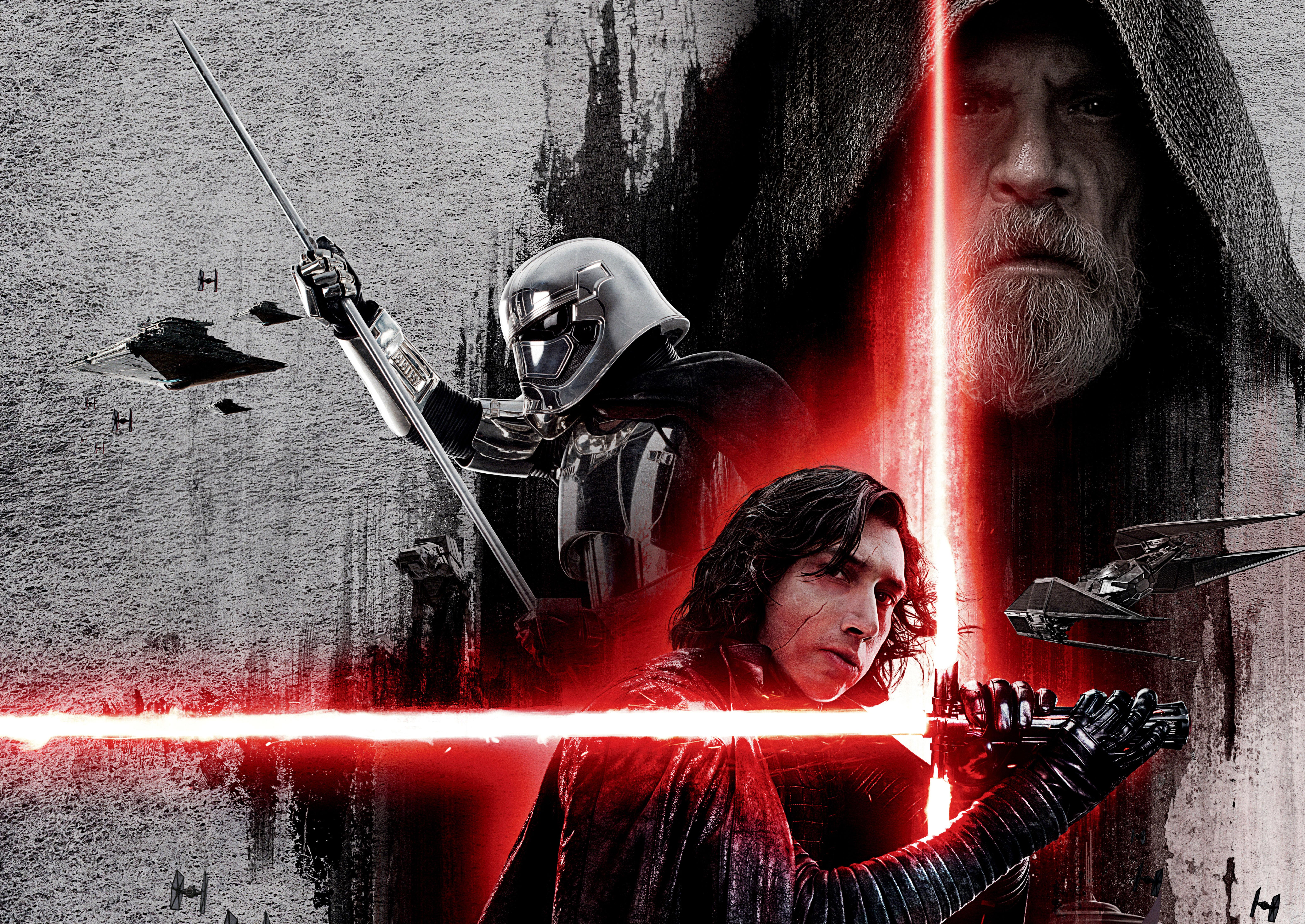 1920x1080 Star Wars The Last Jedi 2017 5k Laptop Full Hd 1080p Hd
