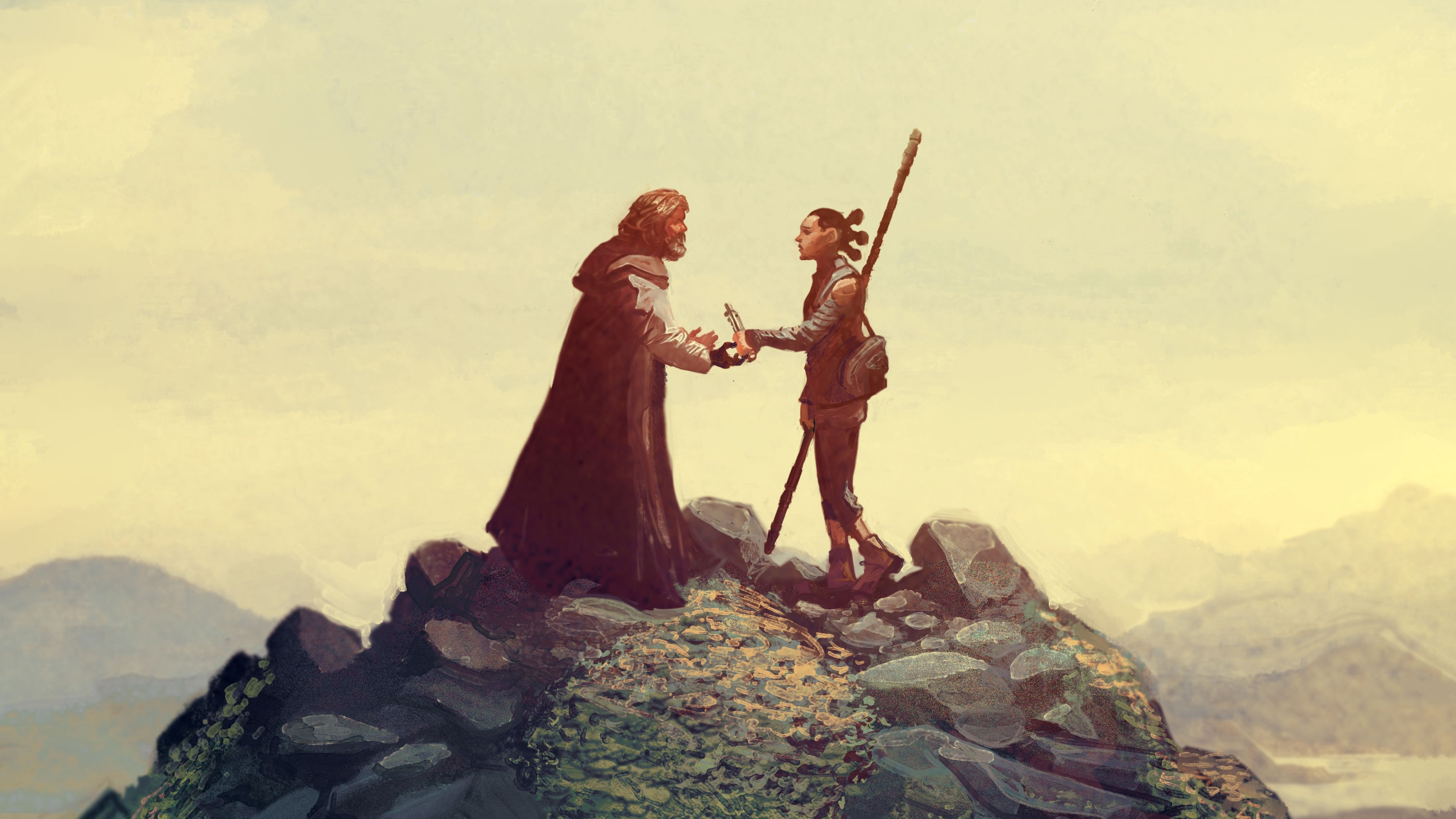Star Wars The Last Jedi Fanart Hd Movies 4k Wallpapers Images Backgrounds Photos And Pictures