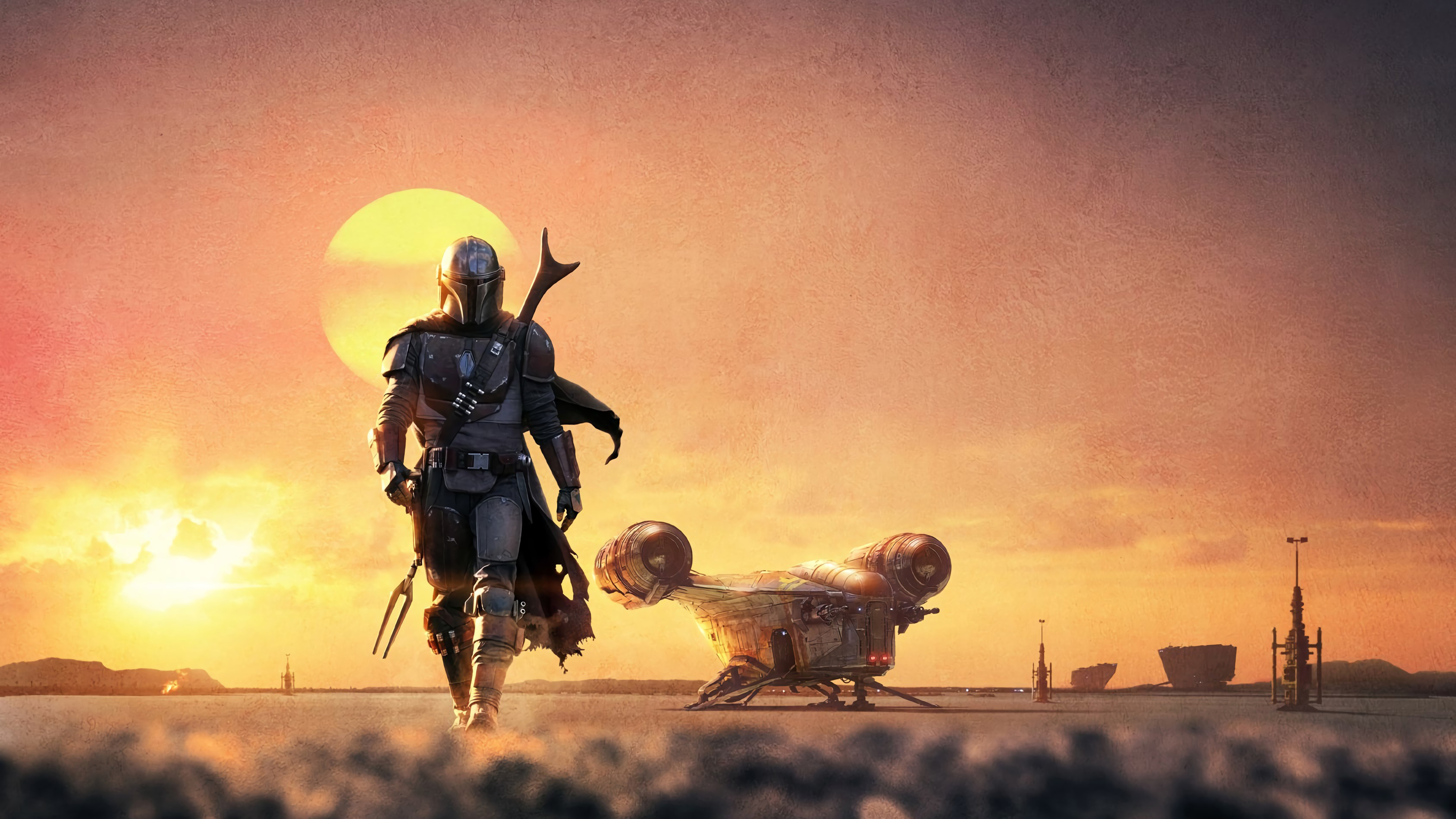 Star Wars The Mandalorian 2019 Hd Tv Shows 4k Wallpapers Images Backgrounds Photos And Pictures