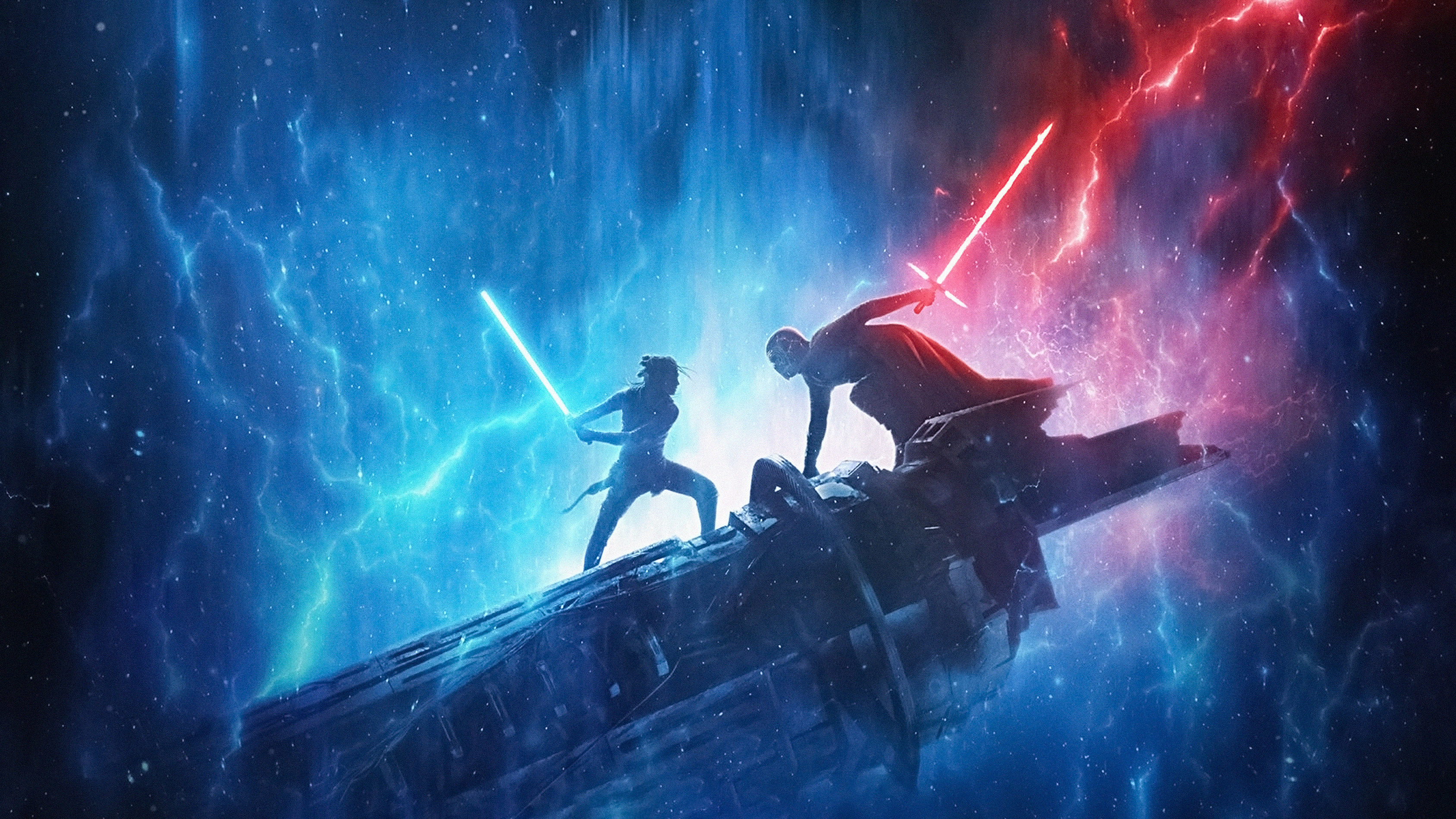 star wars the rise of skywalker 2019 4k mz