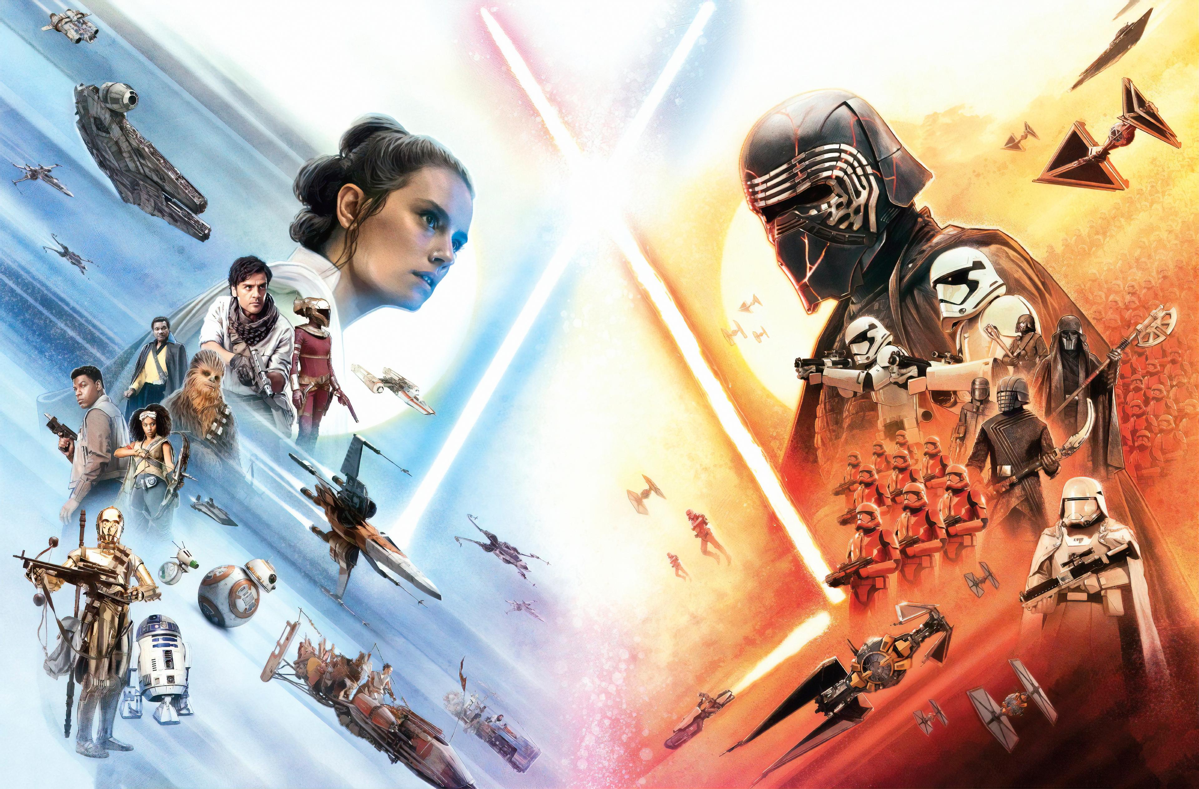 star wars movies - HD3840×2528