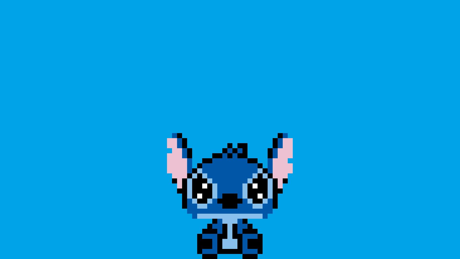 stitch pixel art vm
