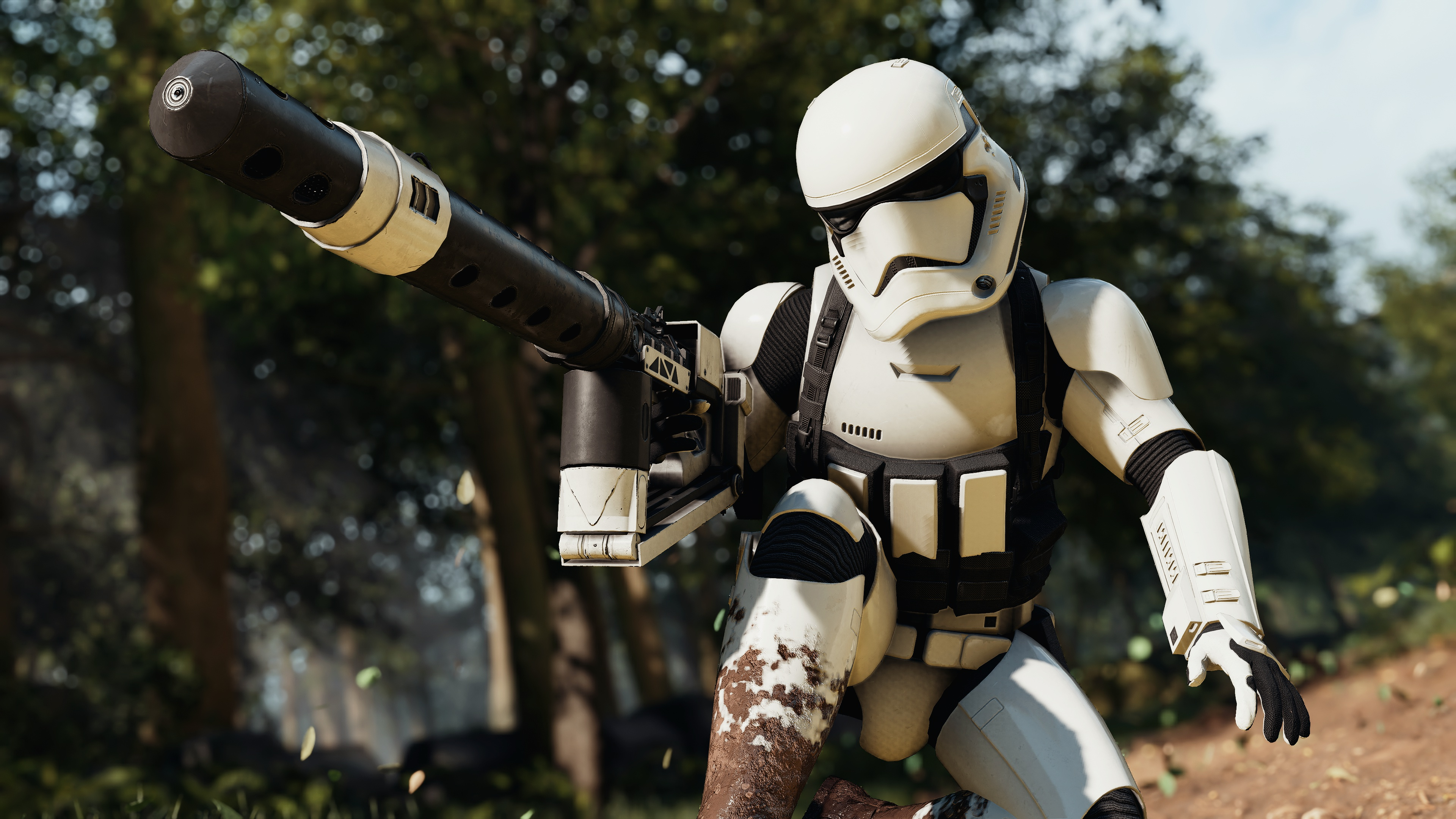 Stormtrooper Star Wars Battlefront 2 4k Hd Games 4k Wallpapers Images Backgrounds Photos And Pictures