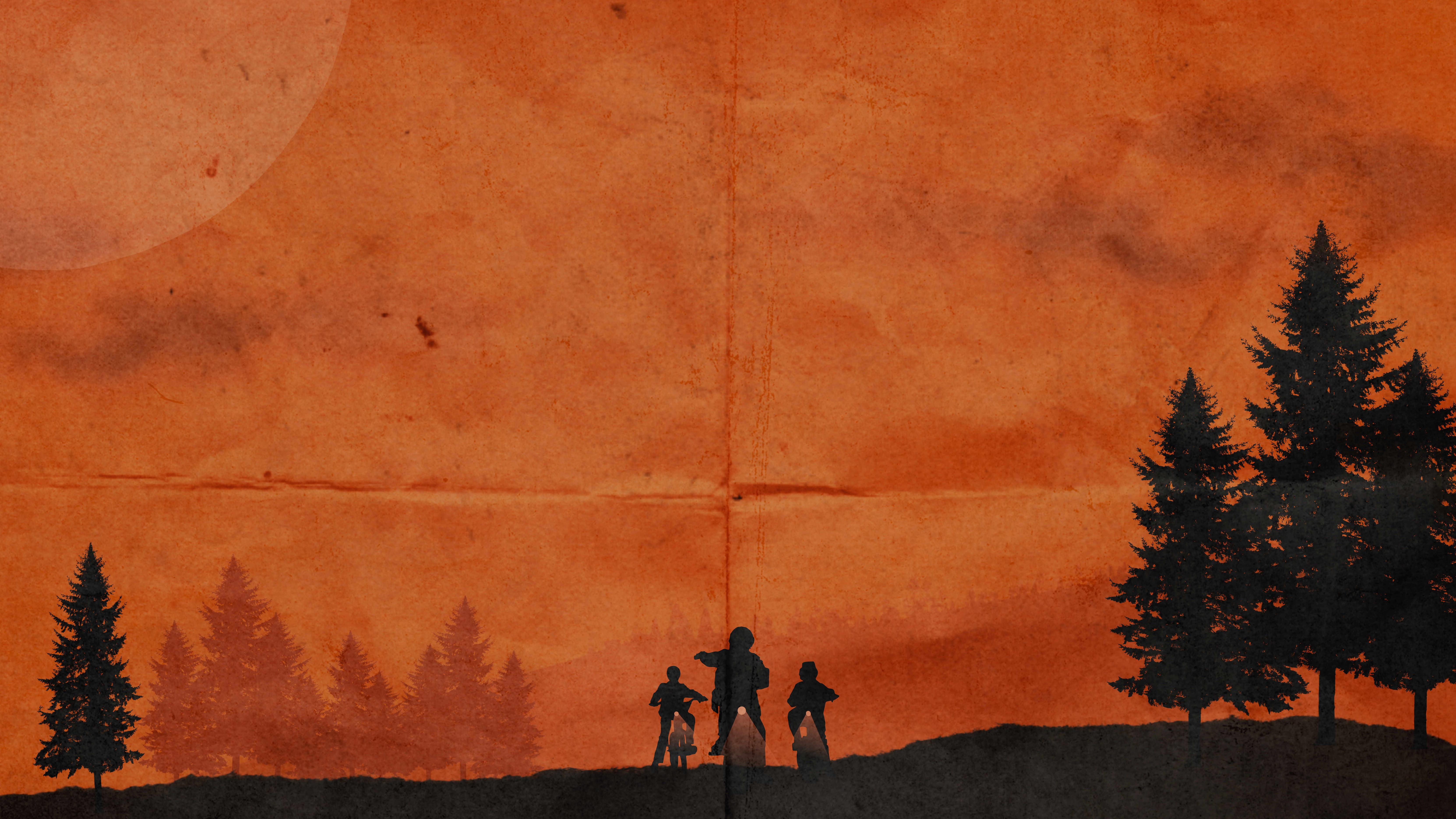 Stranger Things Fanmade Poster 5k Hd Tv Shows 4k
