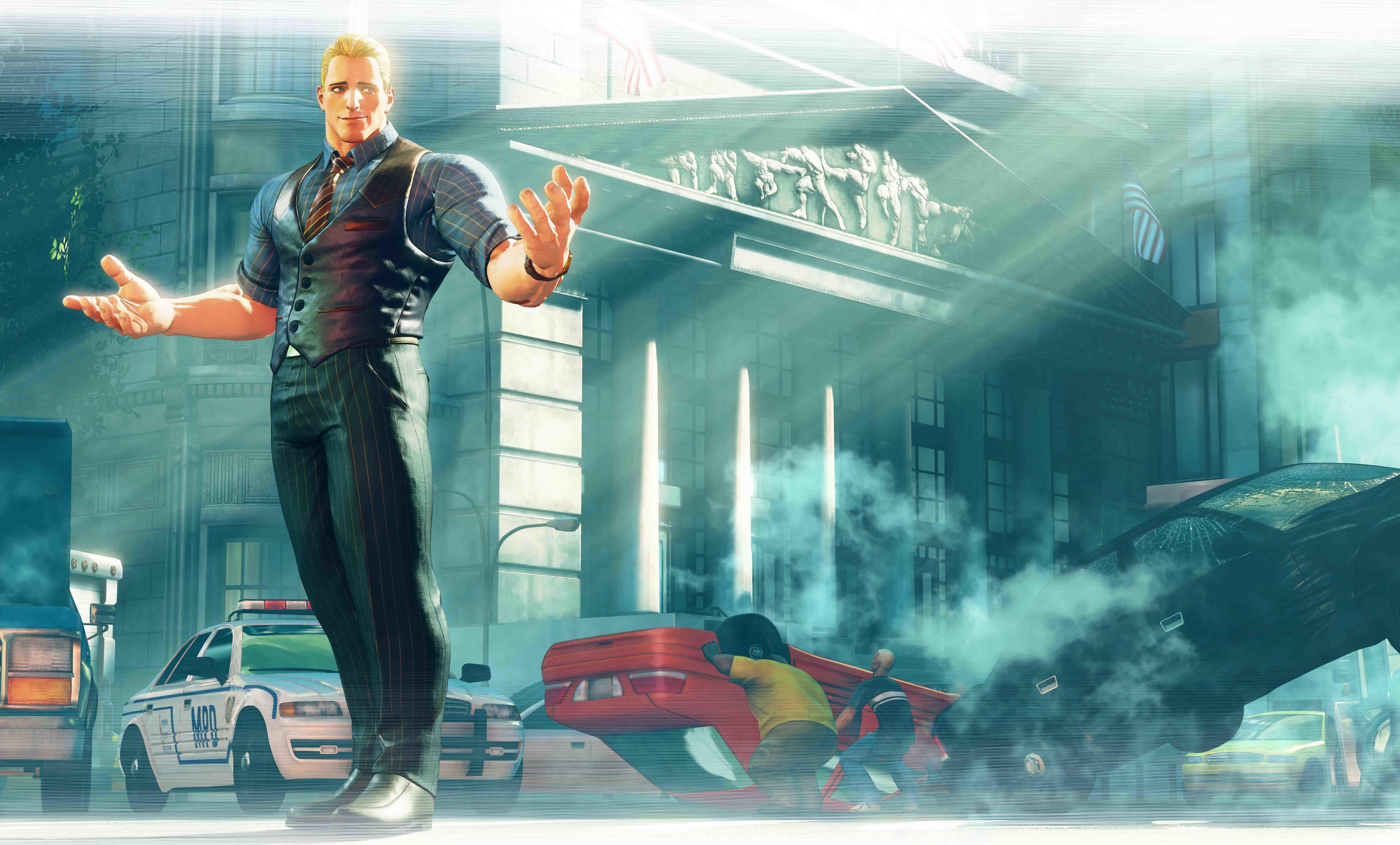 Street Fighter V 8k Hd Games 4k Wallpapers Images Backgrounds