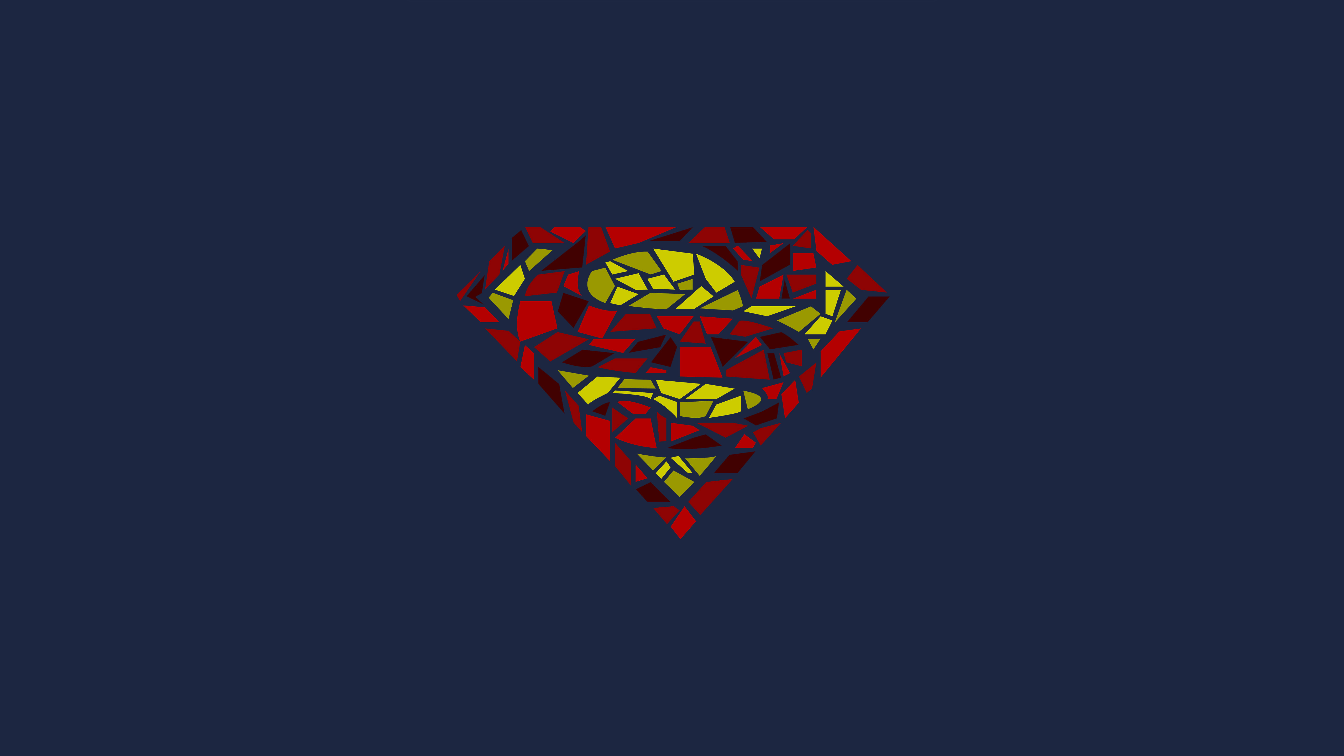 Superman Logo Wallpaper For Android