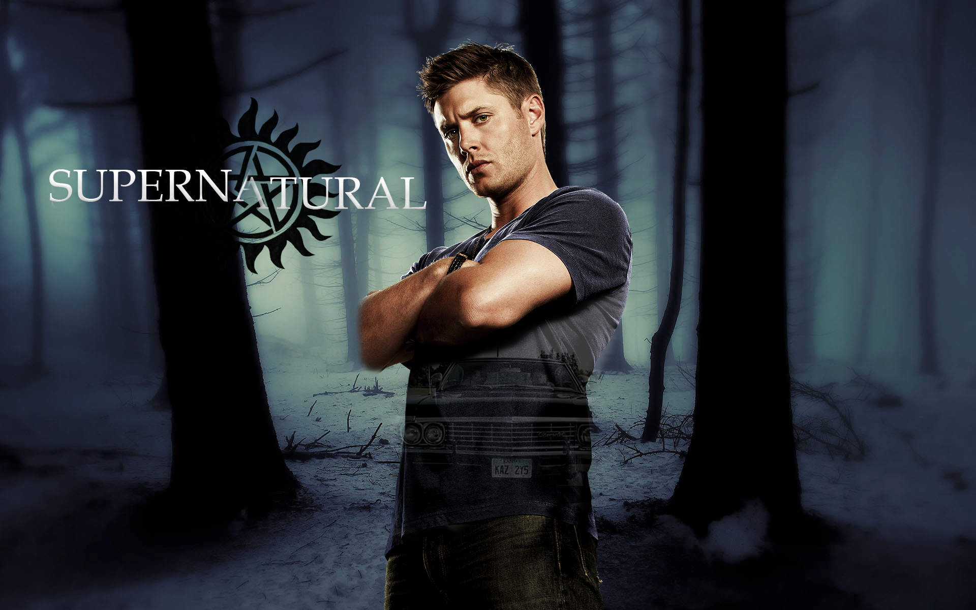 1336x768 Supernatural Tv Series Laptop Hd Hd 4k Wallpapers Images Backgrounds Photos And Pictures