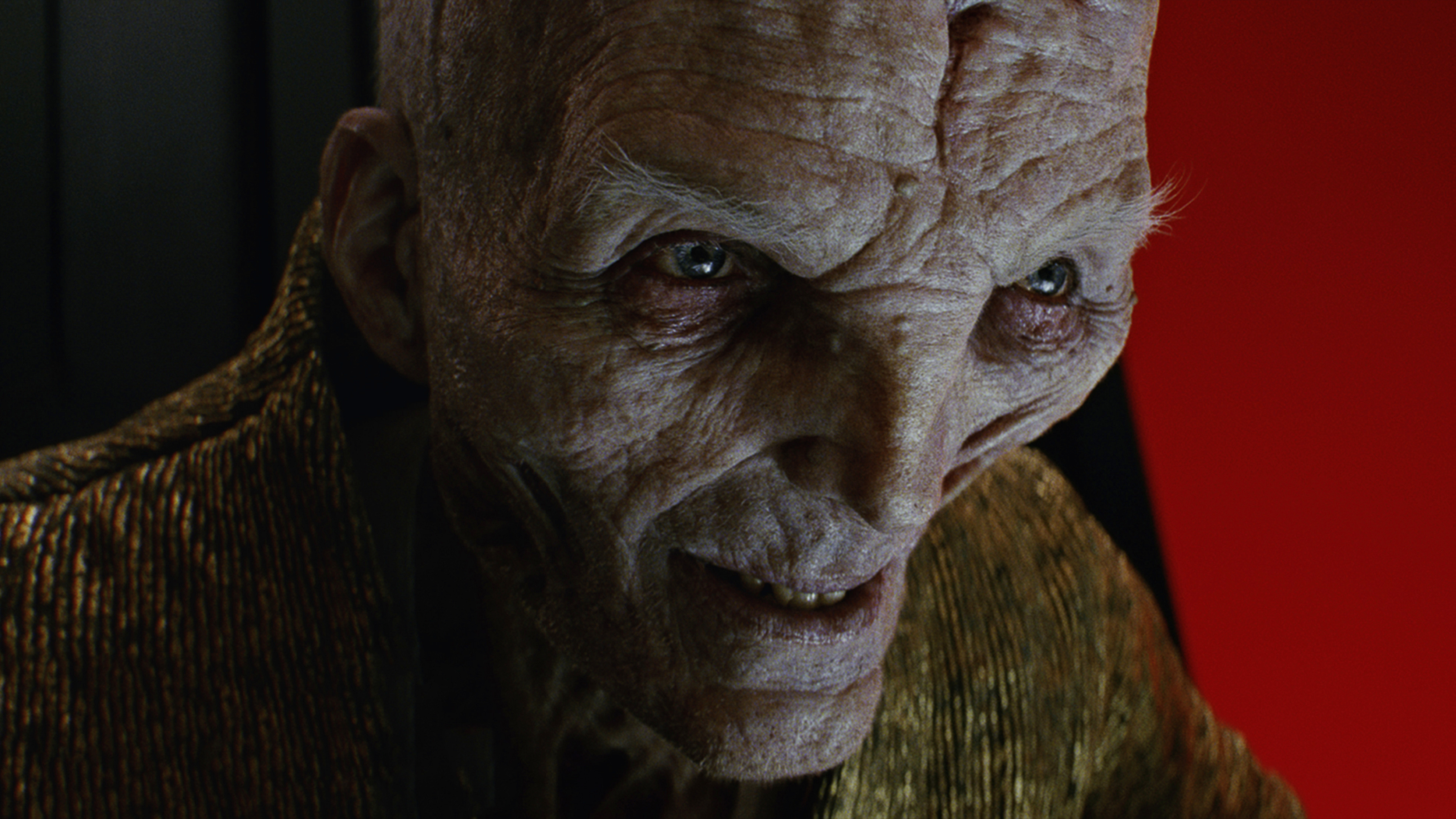 Supreme Leader Snoke Star Wars The Last Jedi Hd Movies 4k Wallpapers Images Backgrounds Photos And Pictures