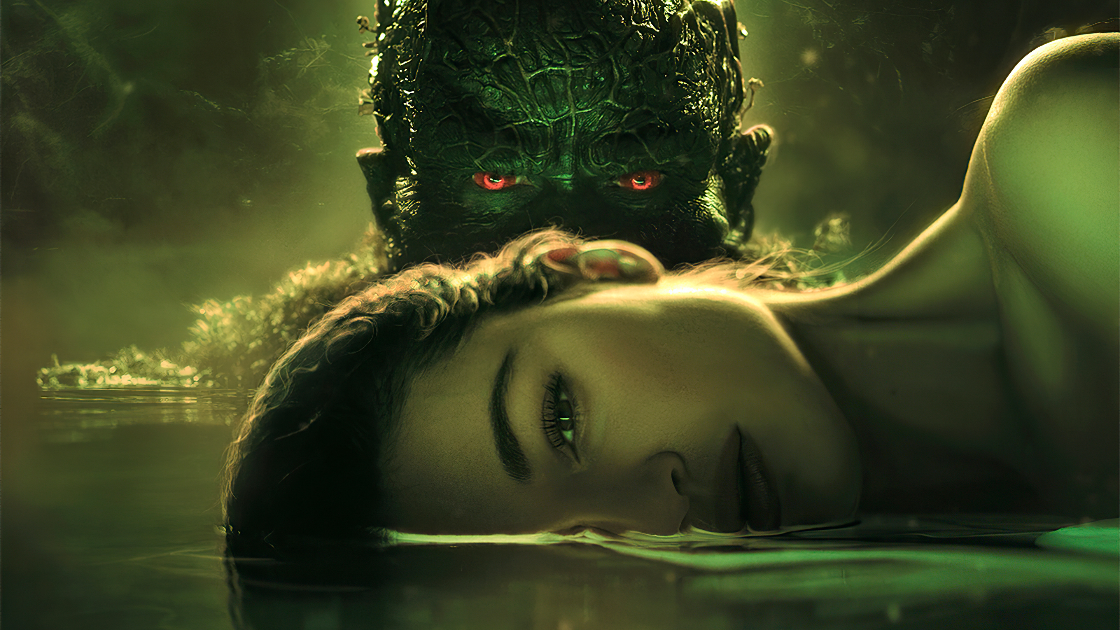 Swamp Thing Season 2 Hd Tv Shows 4k Wallpapers Images Backgrounds Photos And Pictures