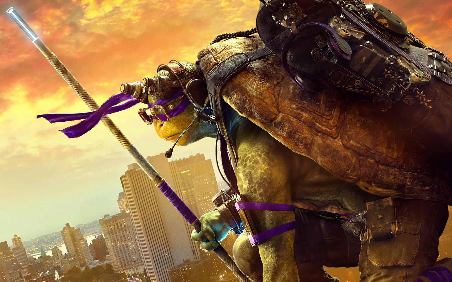 Teenage Mutant Ninja Turtles Out Of The Shadows Hd Movies 4k