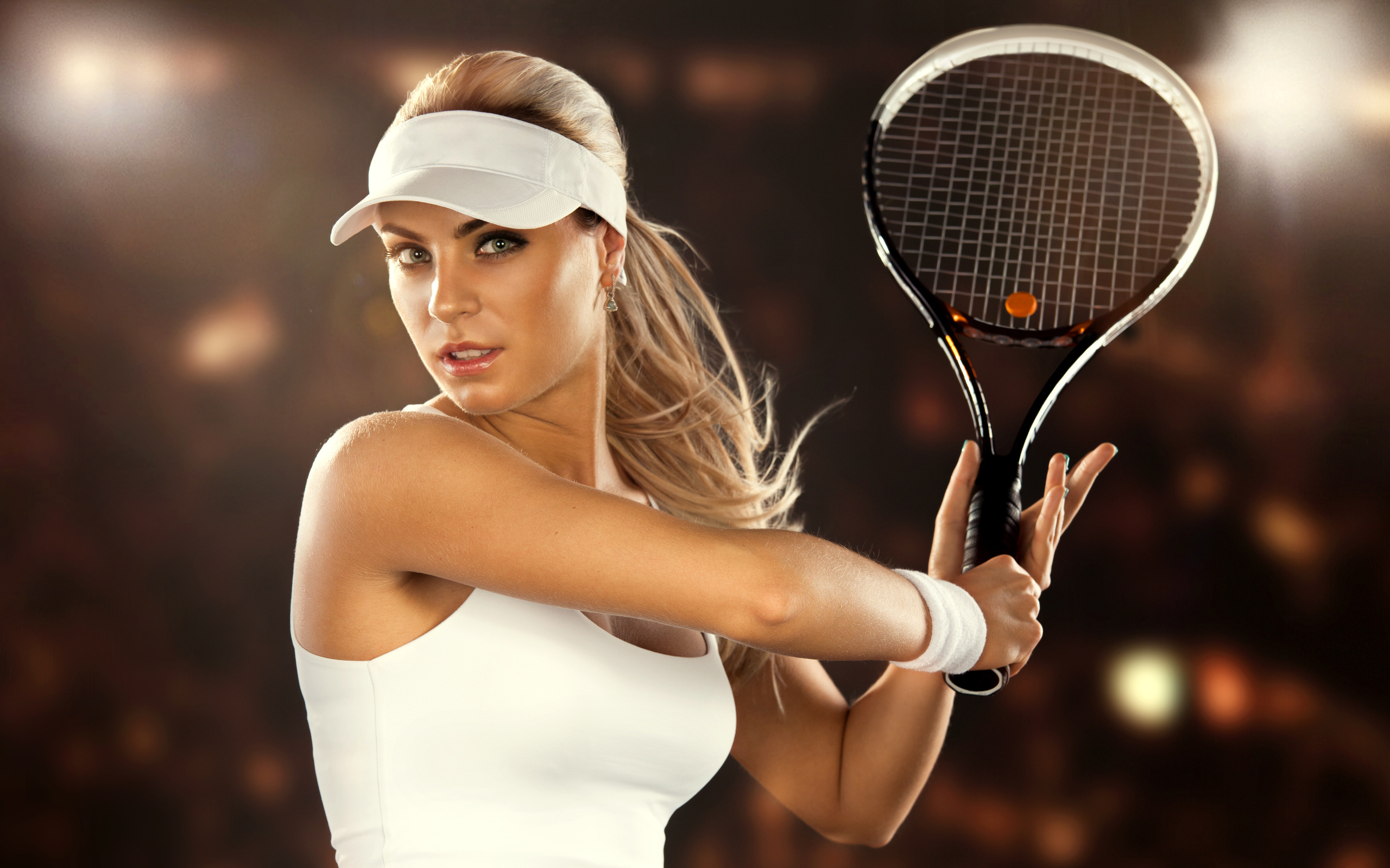 1366x768 Tennis Beauty 1366x768 Resolution Hd 4k Wallpapers Images Backgrounds Photos And Pictures