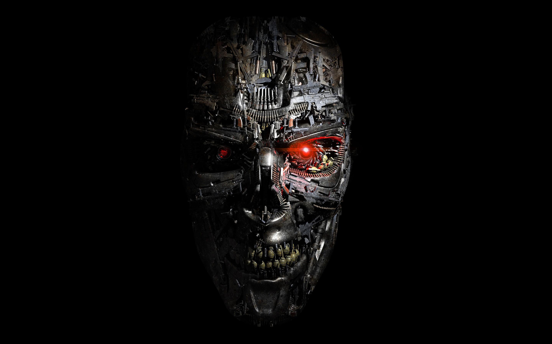 Terminator Genisys Robot, HD Movies, 4k