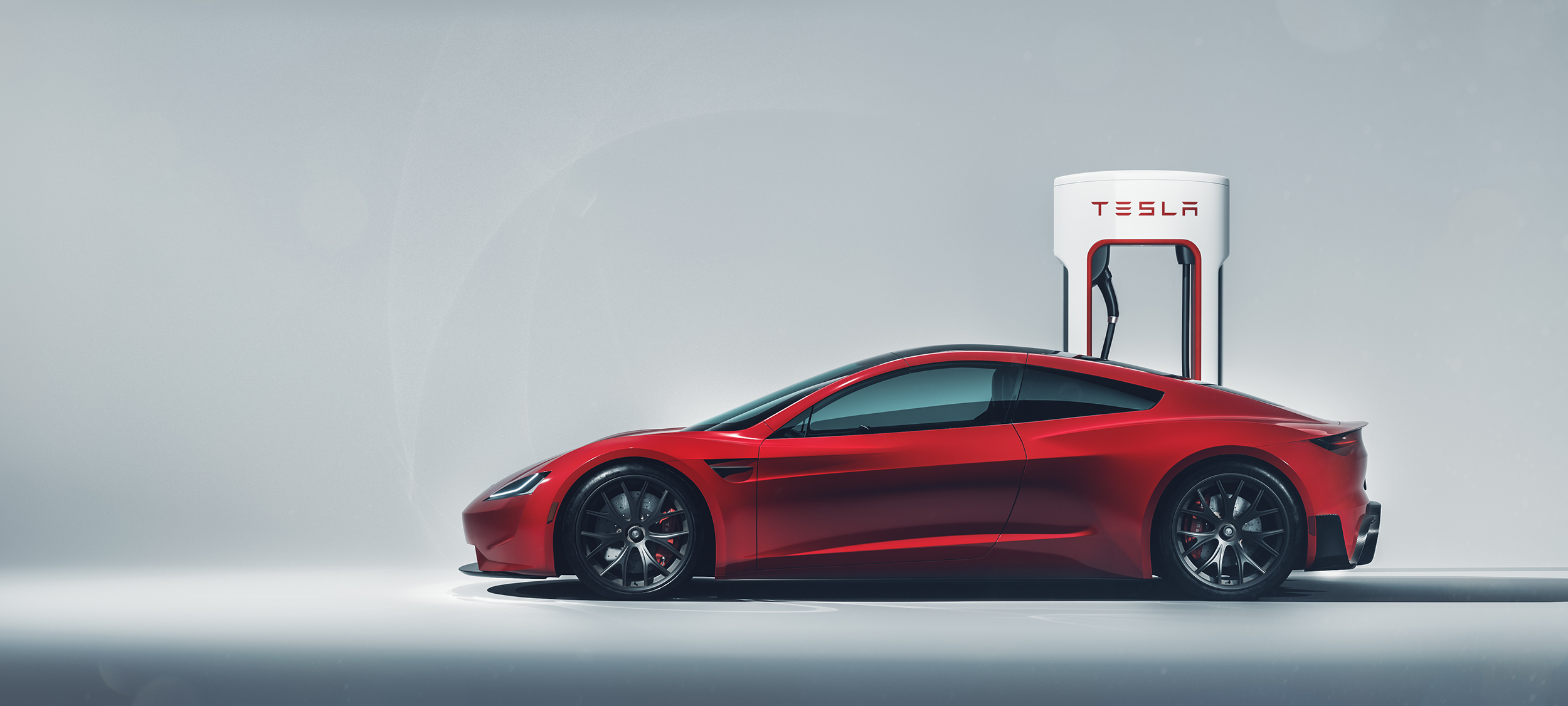 Tesla Roadster Charging Hd Cars 4k Wallpapers Images Backgrounds Photos And Pictures