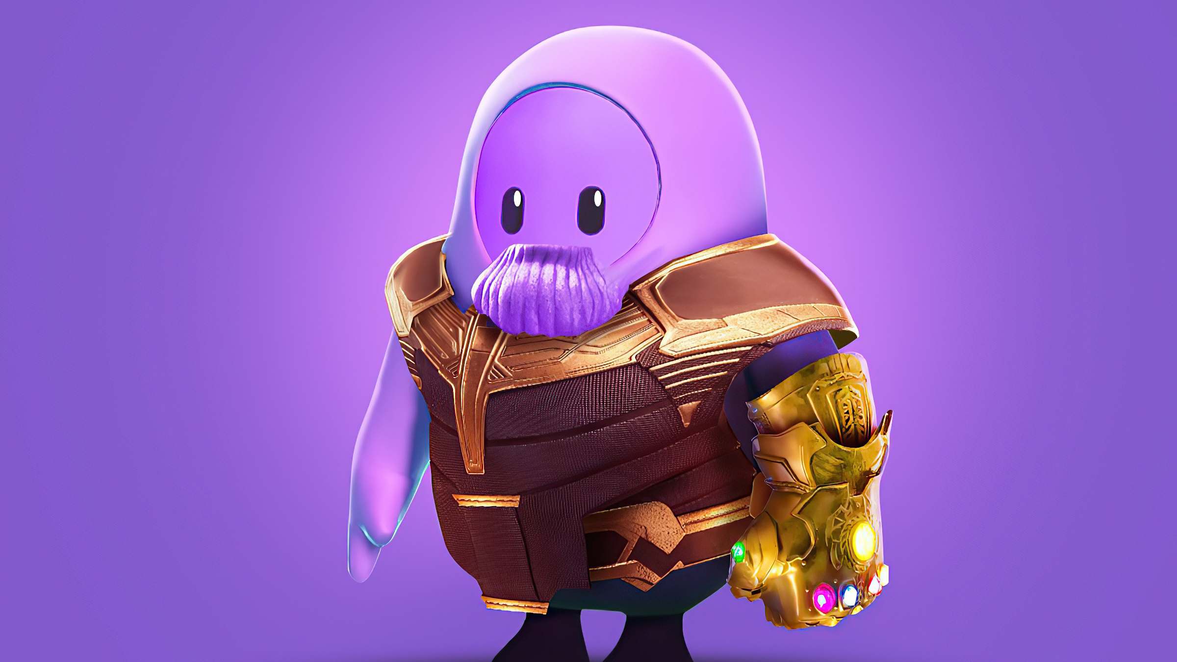 Thanos Fall Guys Hd Games 4k Wallpapers Images Backgrounds Photos And Pictures