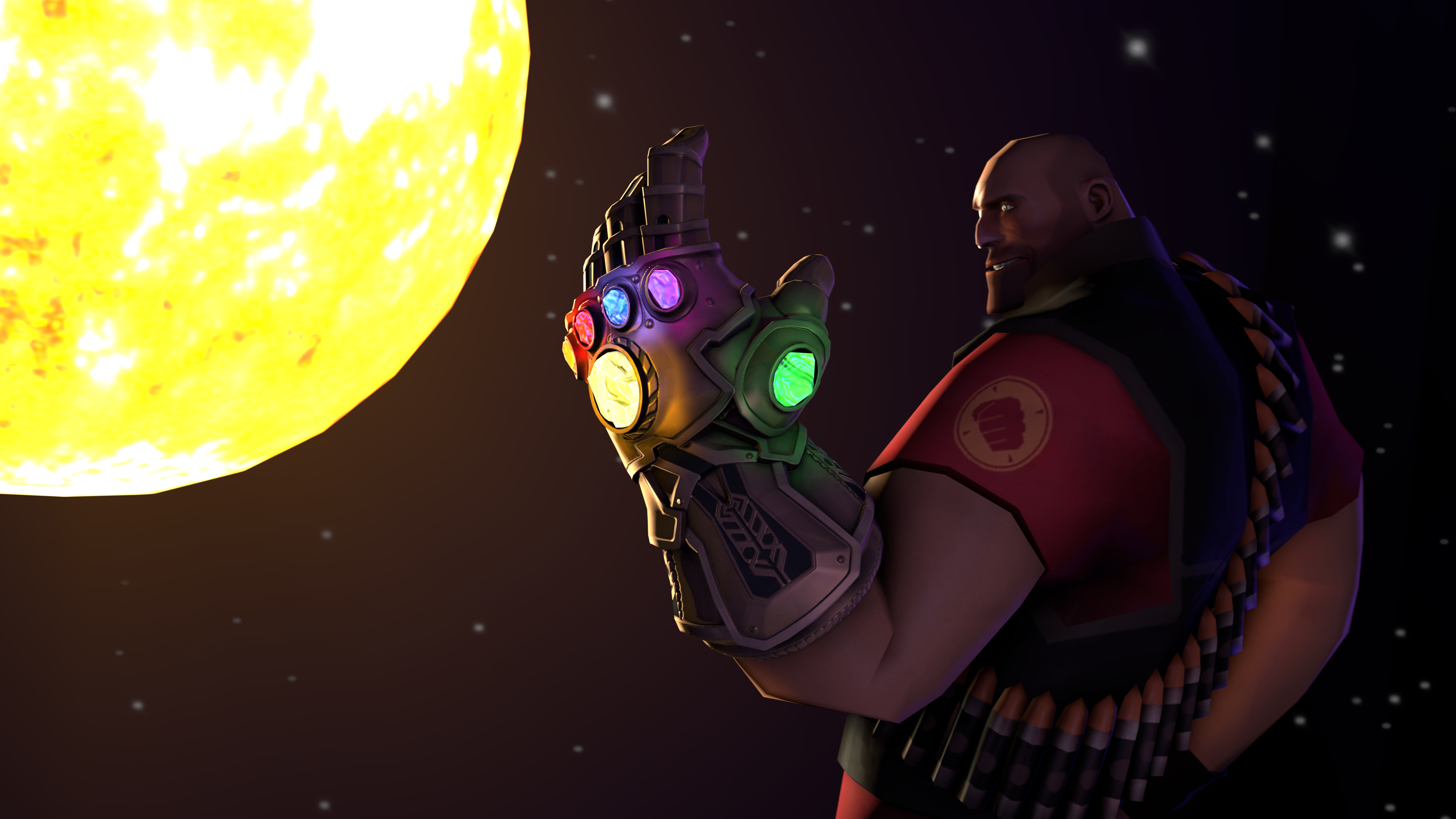 Thanos Infinity Gauntlet Fortnite Artwork Hd Games 4k Wallpapers Images Backgrounds Photos And Pictures
