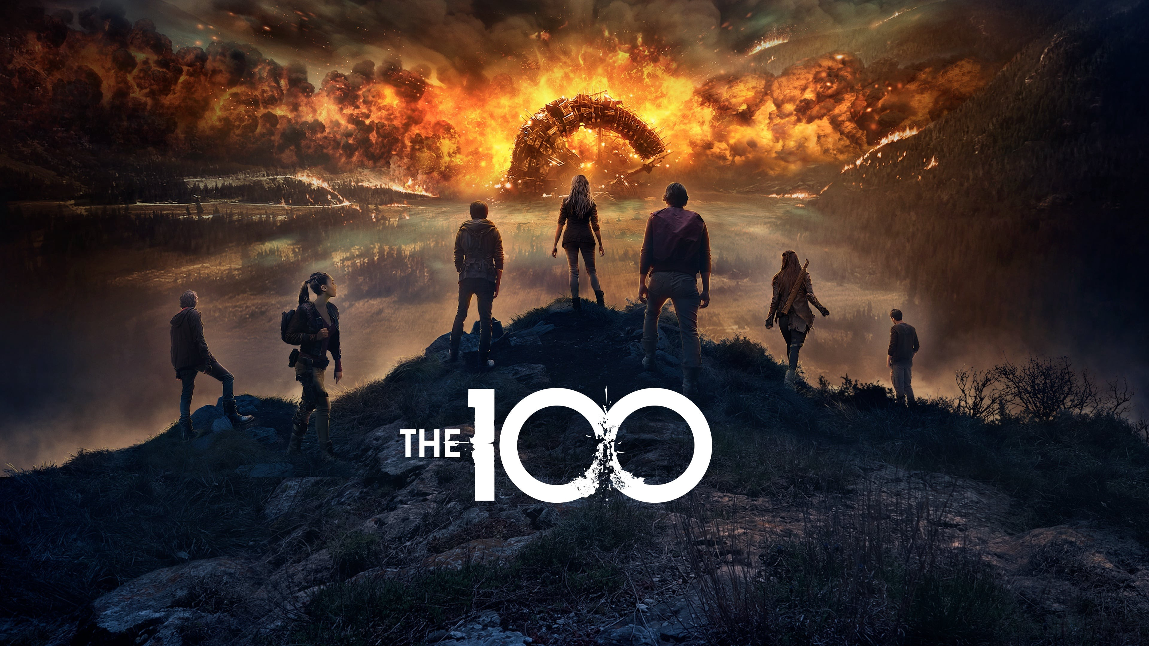 The 100 Season 7, HD Tv Shows, 4k Wallpapers, Images ...