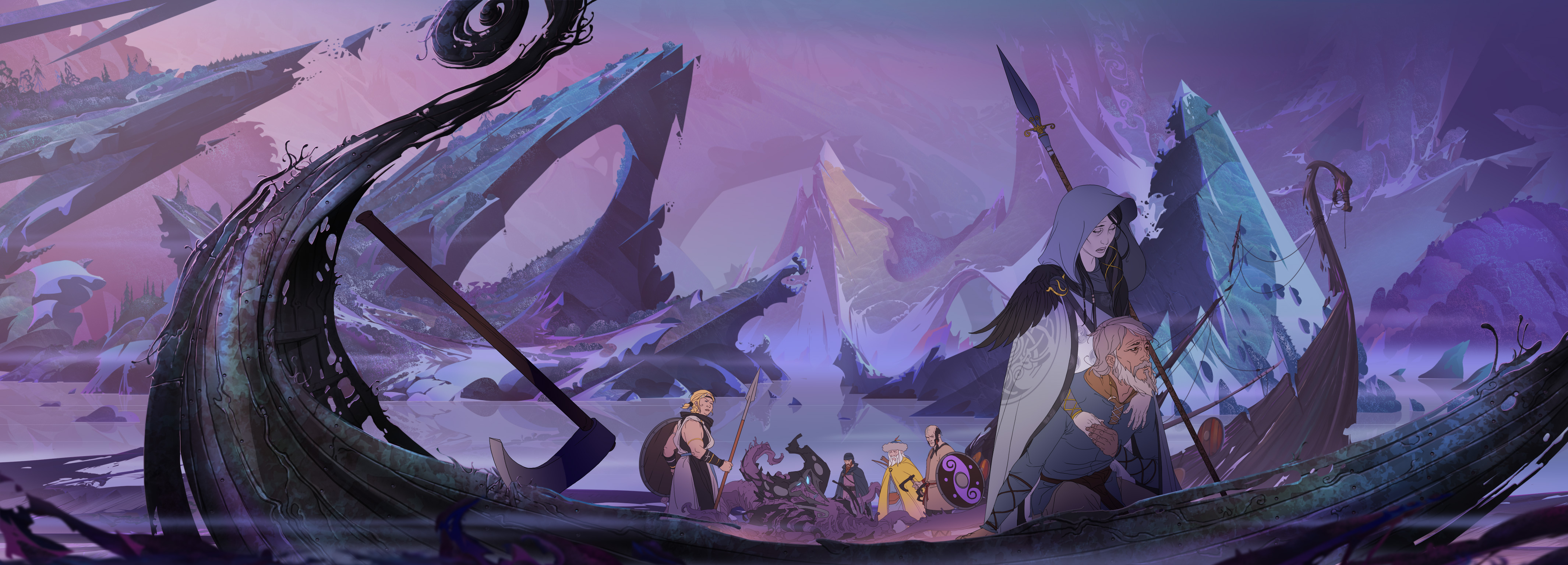 1366x768 The Banner Saga 3 4k 1366x768 Resolution Hd 4k Wallpapers Images Backgrounds Photos And Pictures