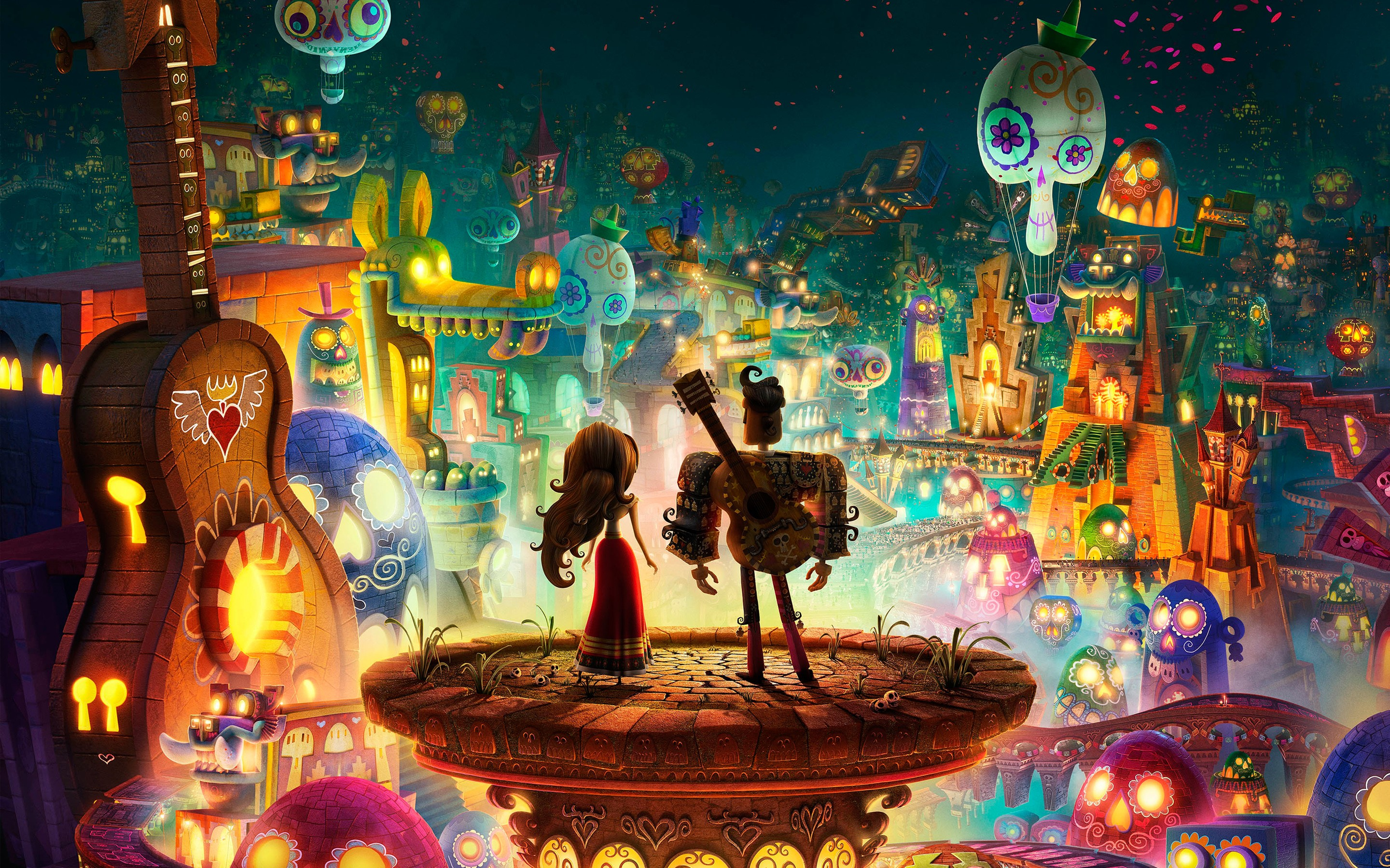 The Book Of Life Movie Hd Hd Movies 4k Wallpapers Images
