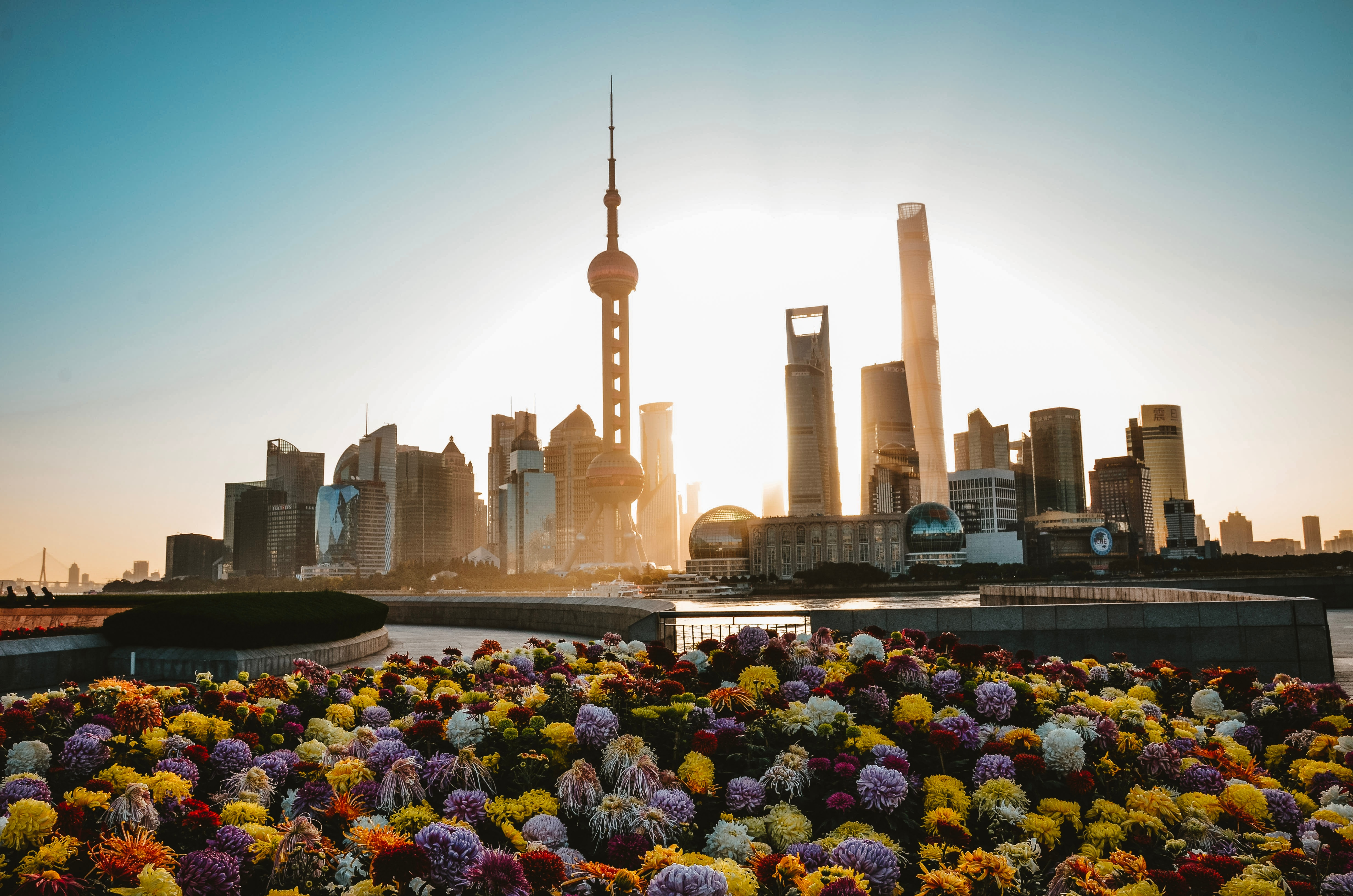 The Bund Waterfront Shanghai, HD World