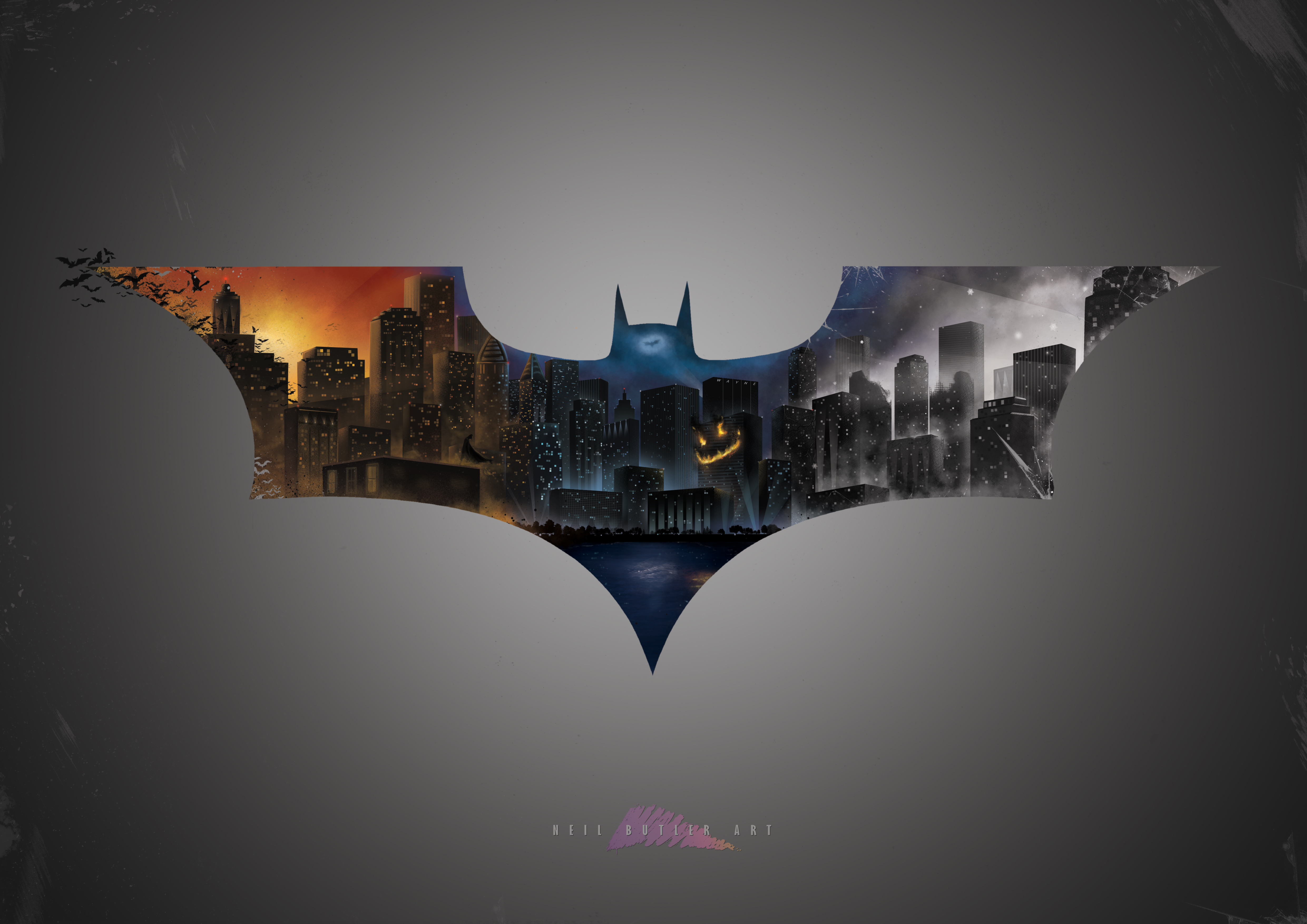 480x854 The Dark Knight Bat Logo 5k Android One Hd 4k Wallpapers