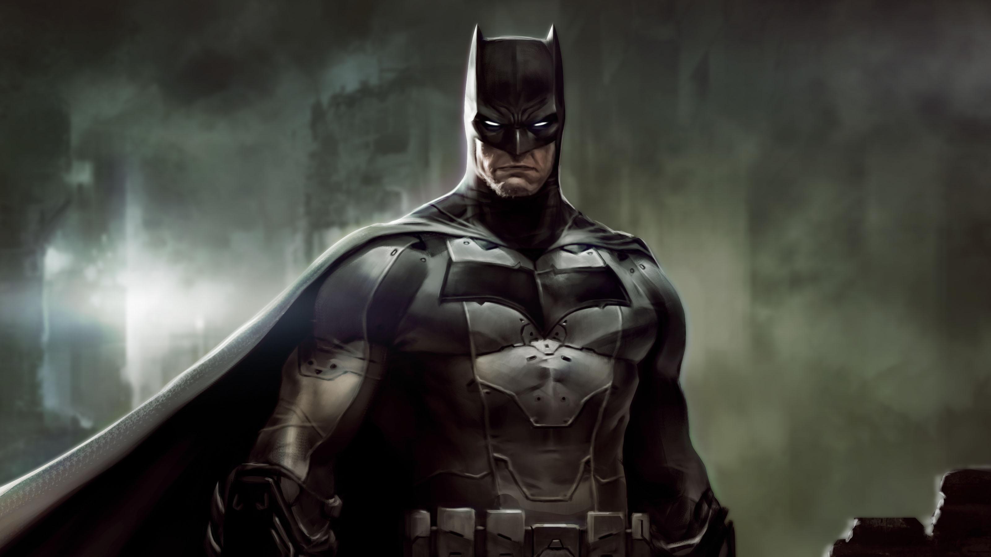 The Dark Knight Gotham Doom Hd Superheroes 4k Wallpapers Images