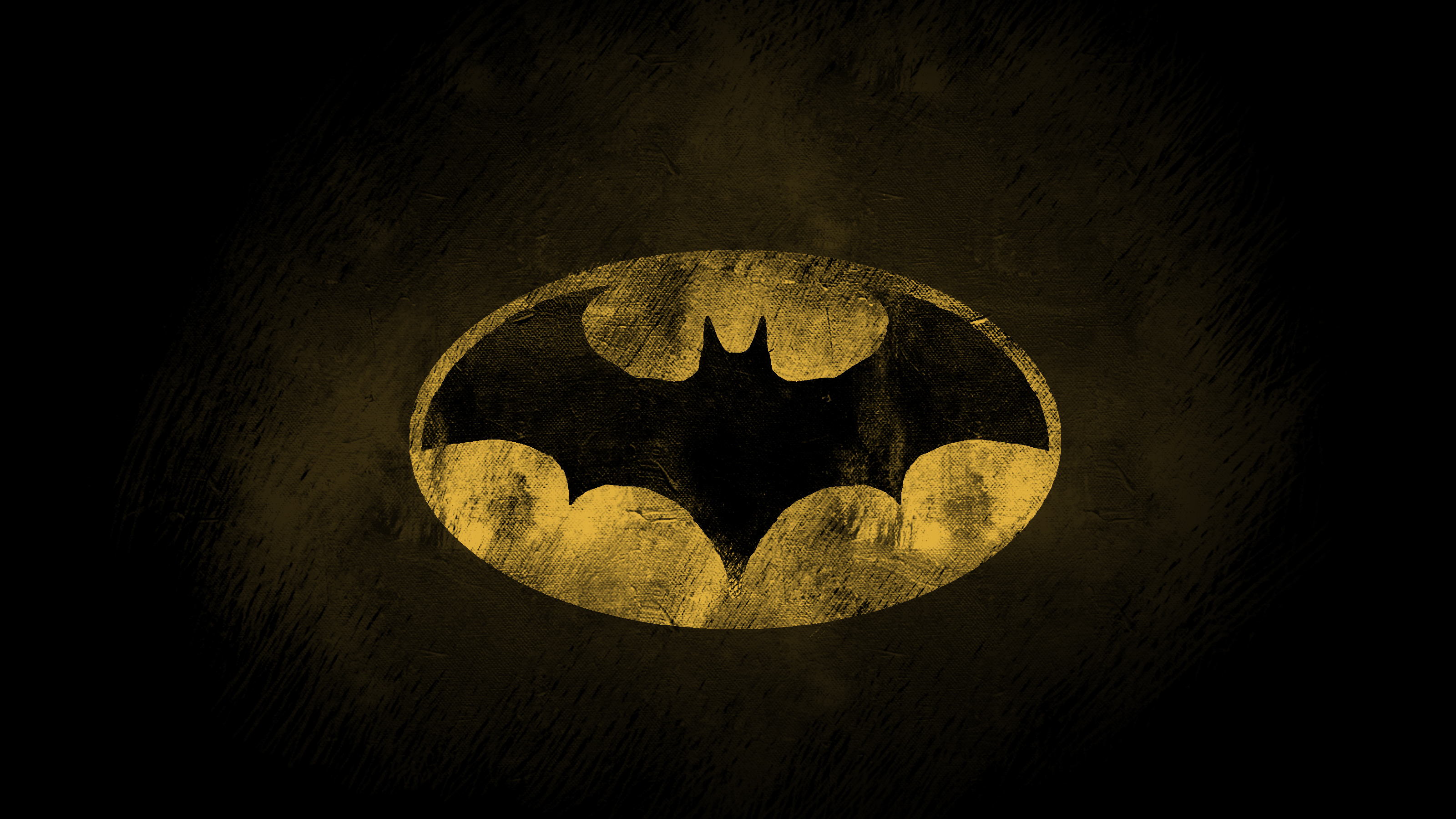 The Dark Knight Logo Hd Superheroes 4k Wallpapers Images
