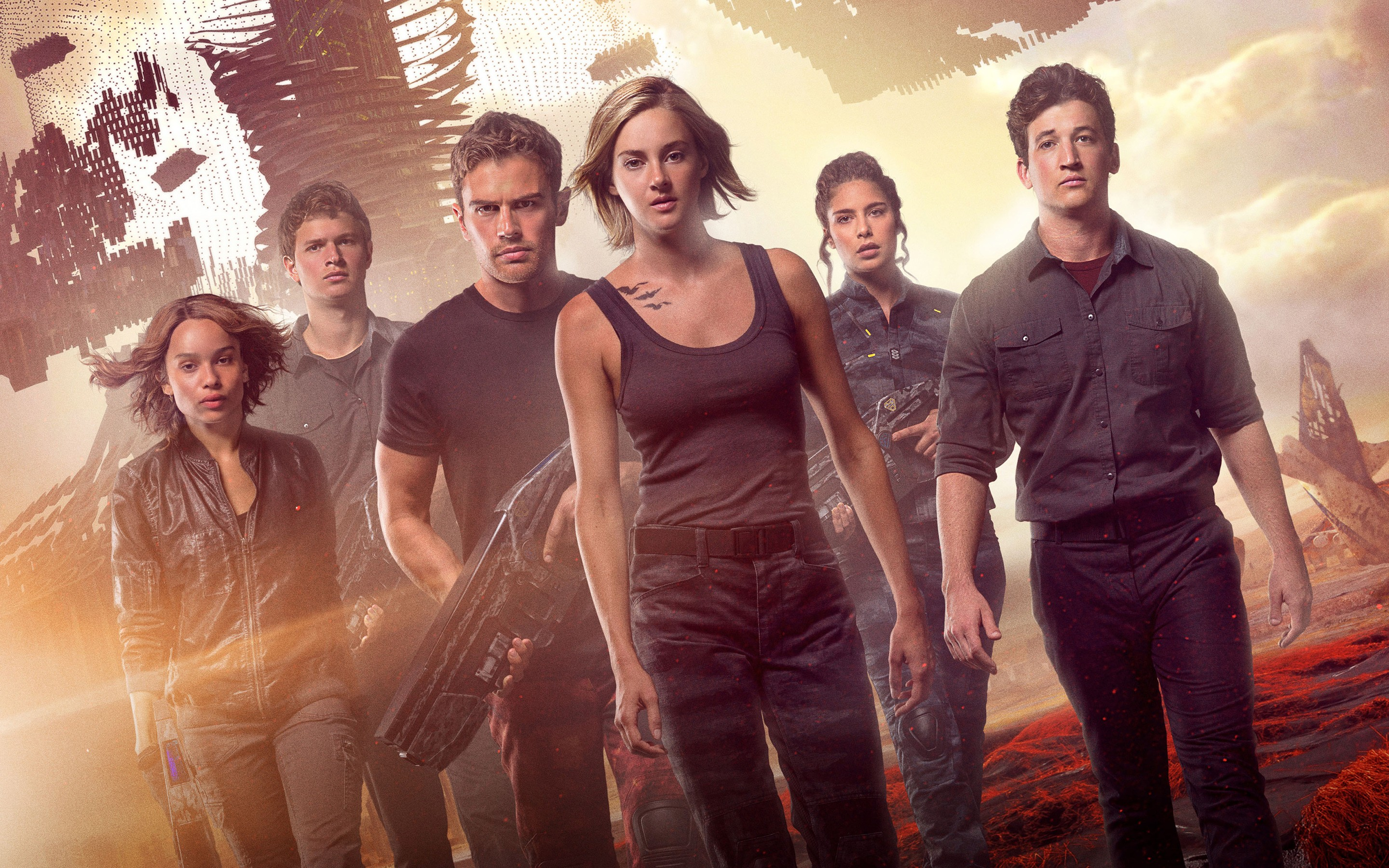 The Divergent Series Allegiant 2016 Movie Hd Movies 4k Wallpapers Images Backgrounds Photos And Pictures