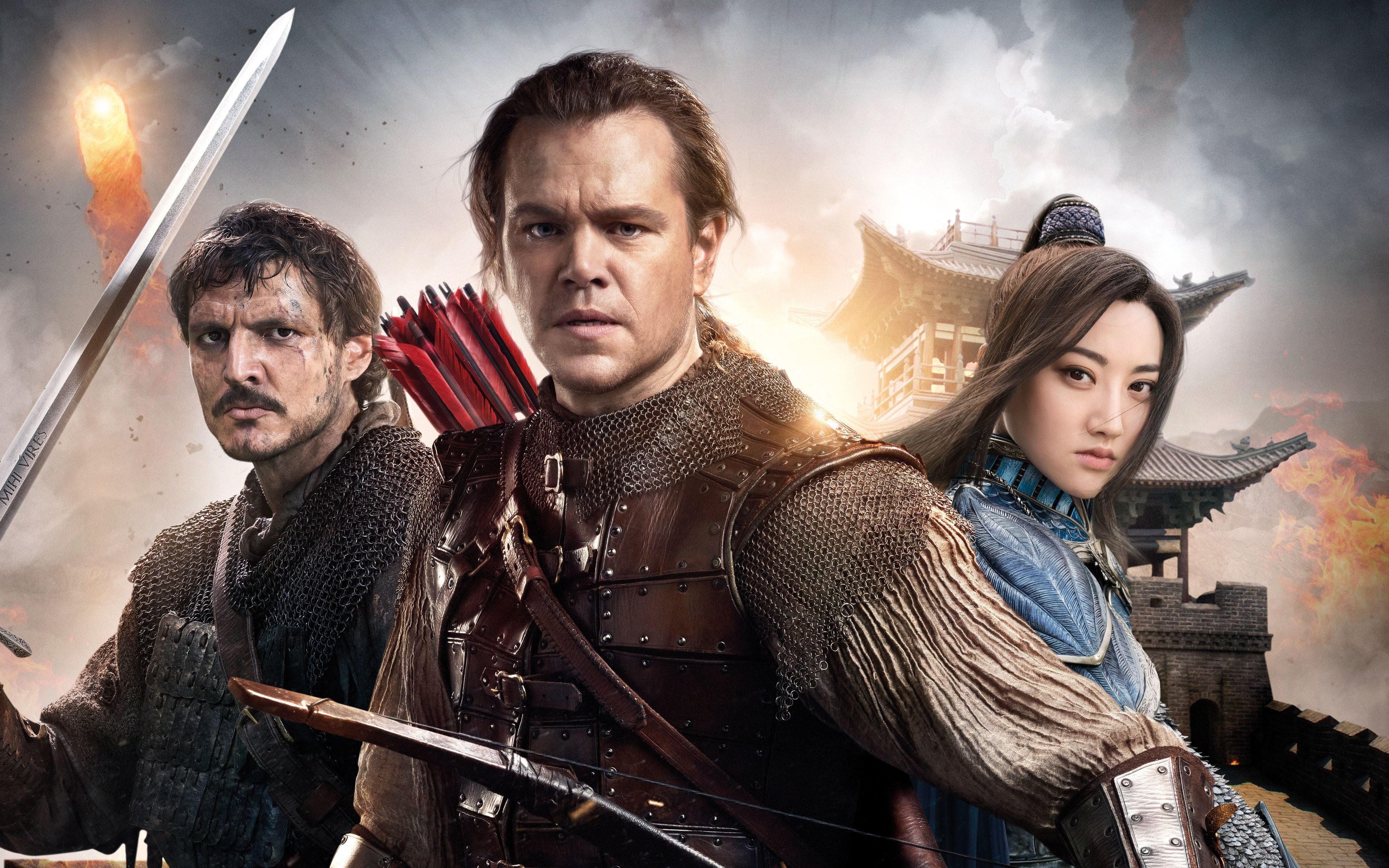 The Great Wall Movie 4k Hd Movies 4k Wallpapers Images