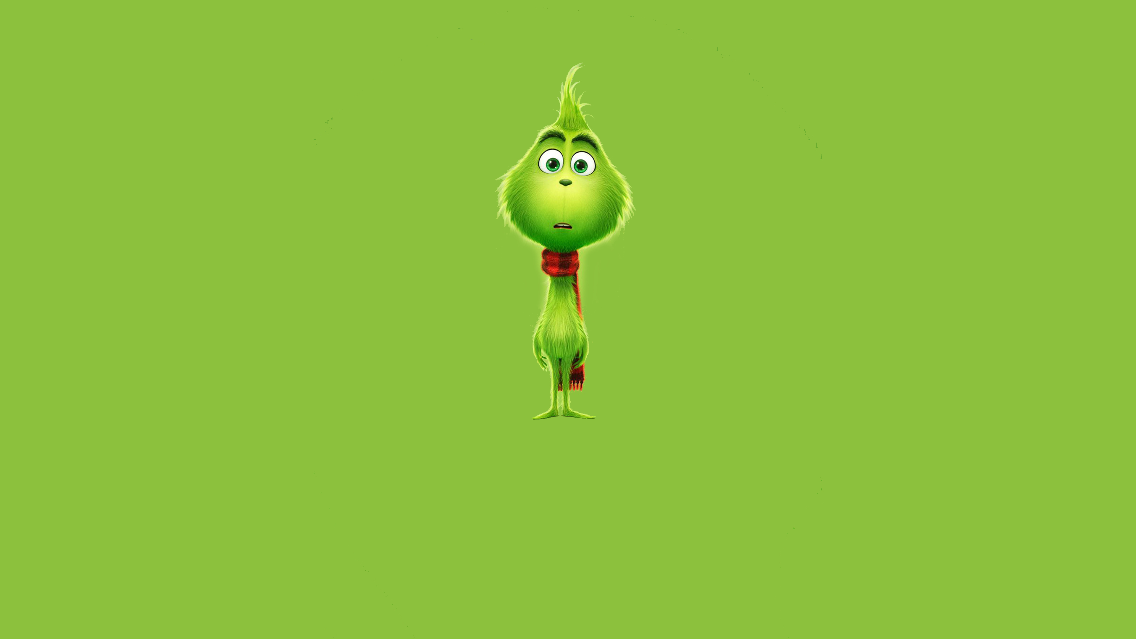 The Grinch 2018, HD Movies, 4k