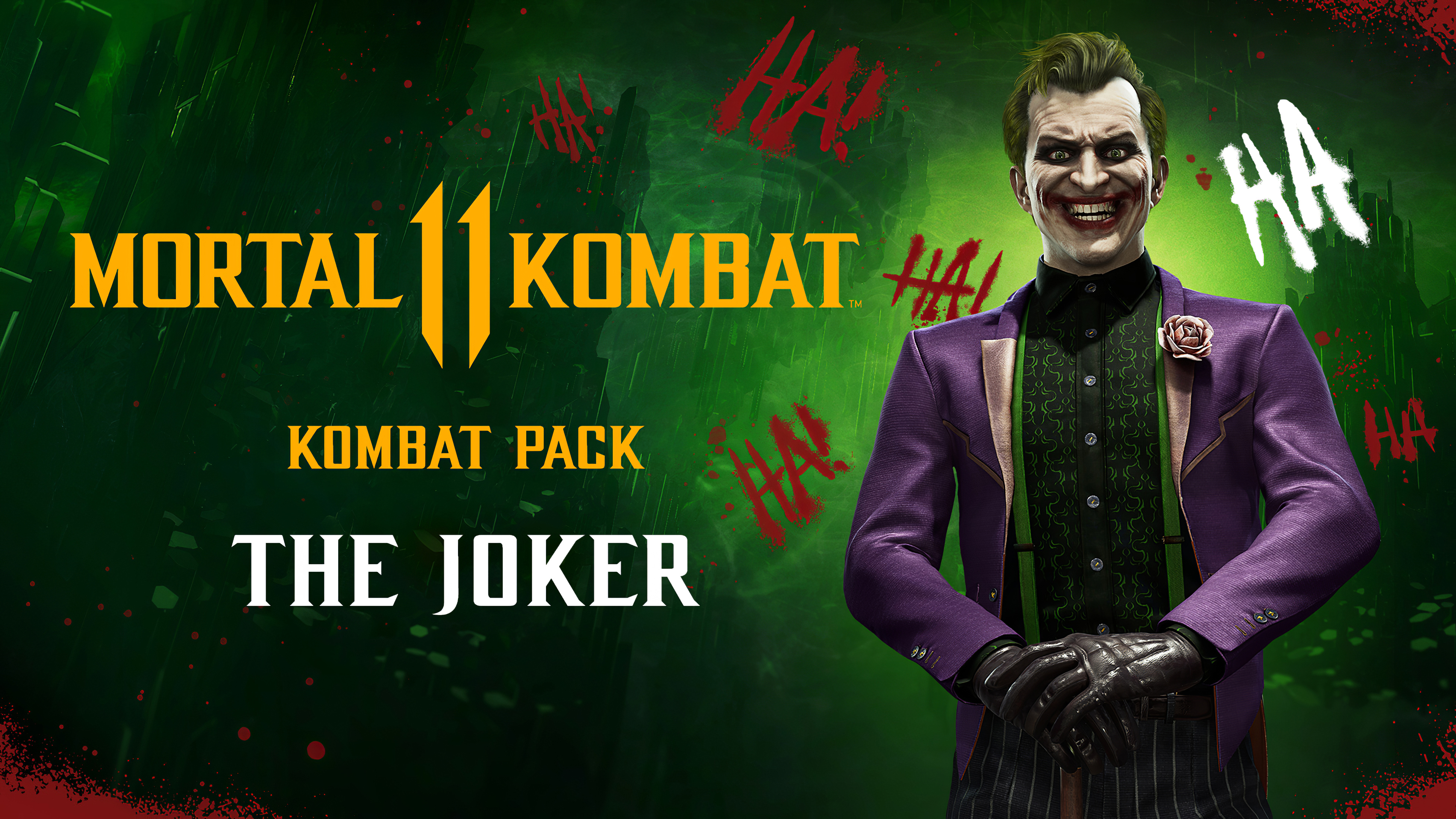 The Joker Mortal Kombat 11 Hd Games 4k Wallpapers Images