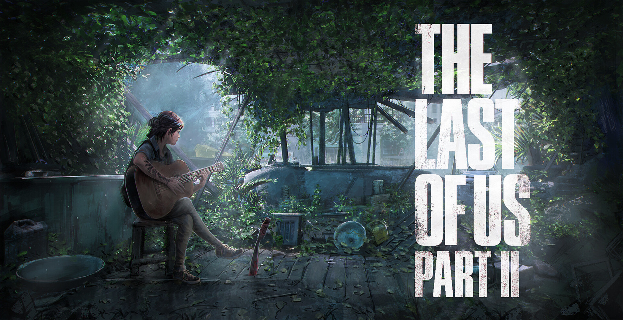 The Last Of Us Part 2 Fanartwork, HD Games, 4k Wallpapers, Images, Backgrounds, Photos and Pictures