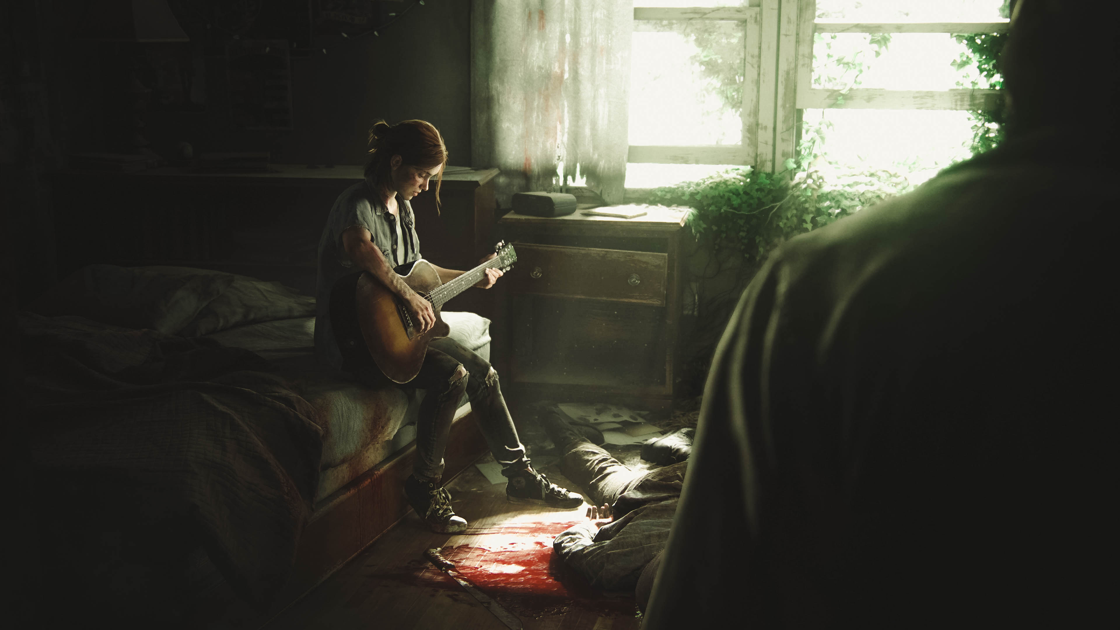 The Last Of Us Part Ii Hd Games 4k Wallpapers Images