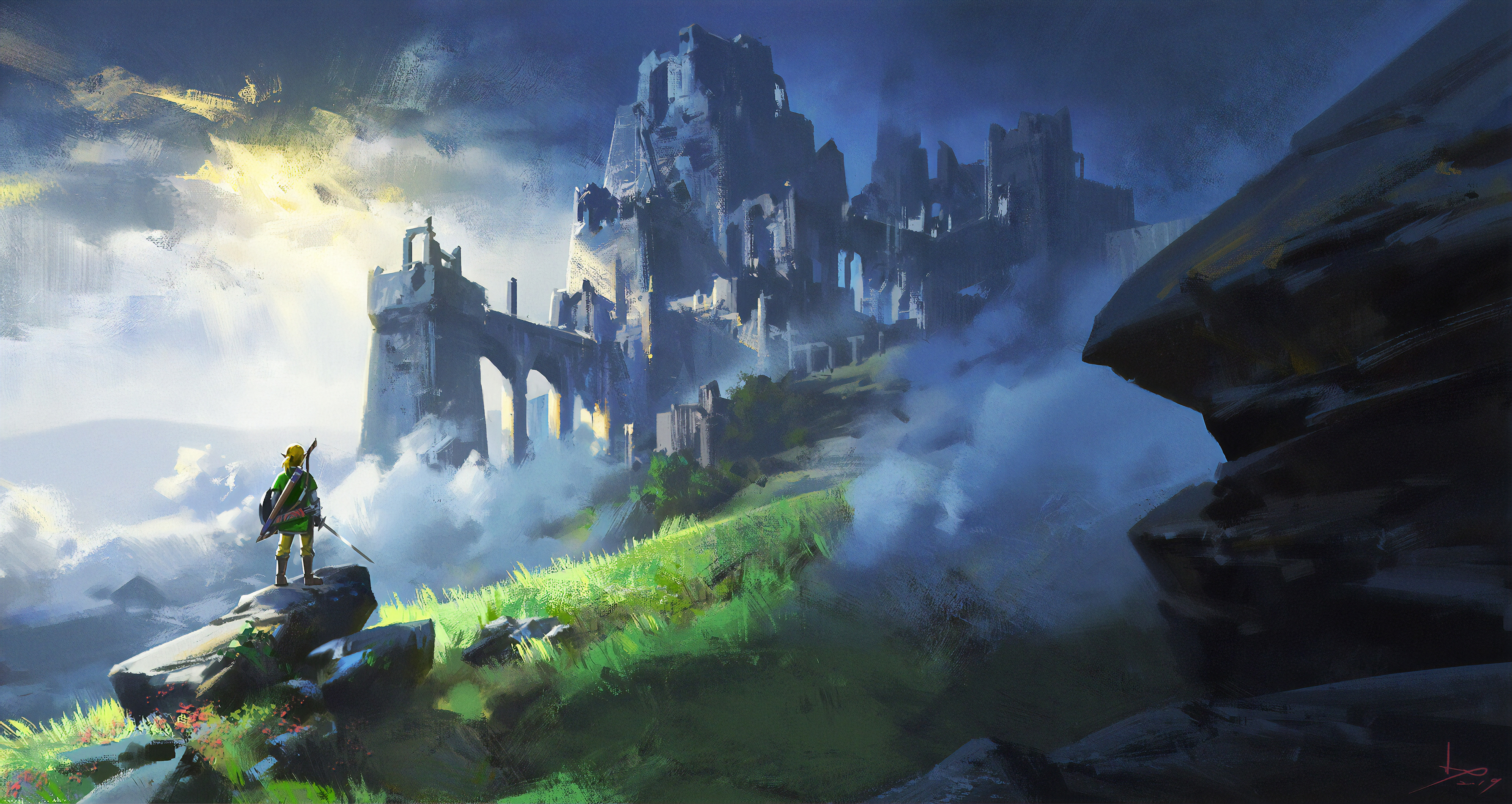 The Legend Of Zelda Breath Of Wild Game 4k Hd Games 4k Wallpapers Images Backgrounds Photos And Pictures