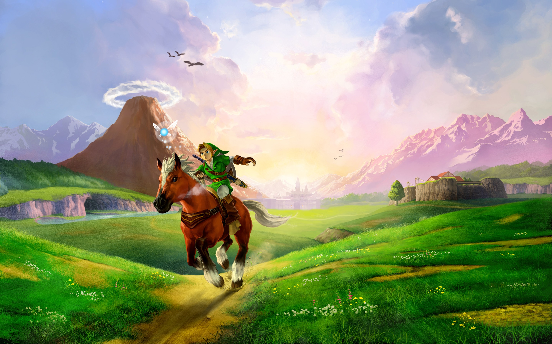 1280x1024 The Legend Of Zelda Ocarina Of Time 3d 1280x1024