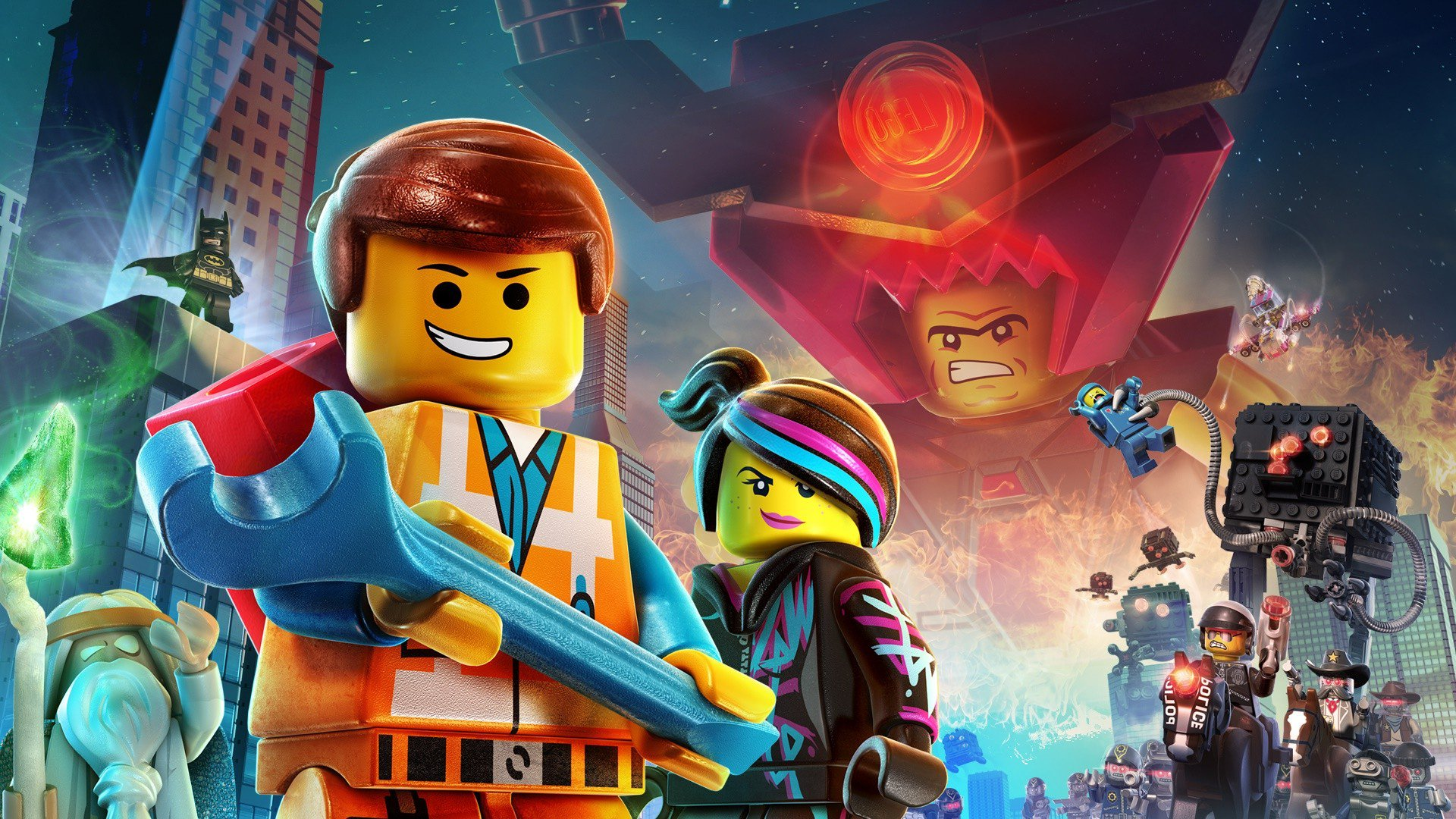 The Lego Movie Hd Movies 4k Wallpapers Images Backgrounds Photos And Pictures
