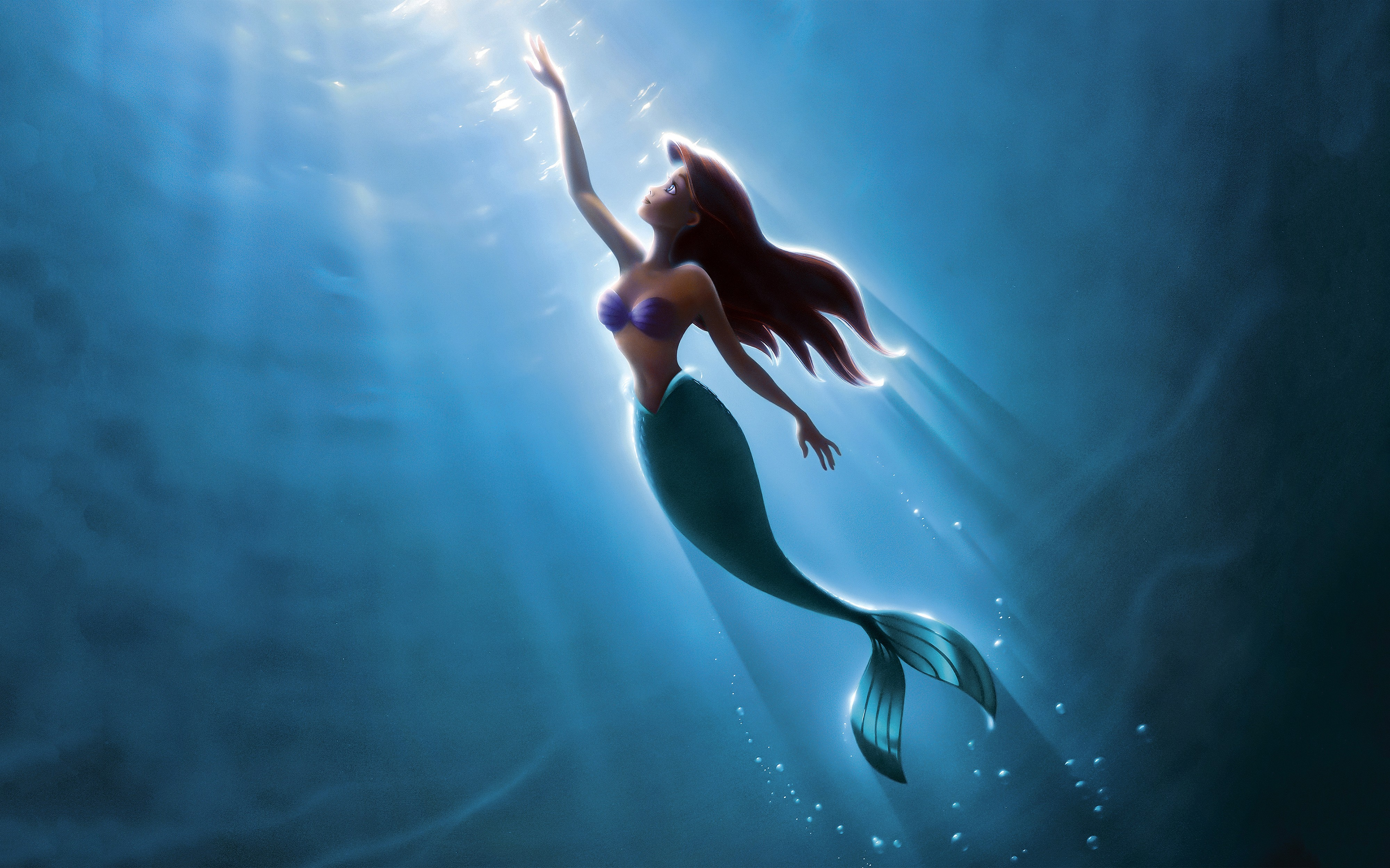 The Little Mermaid 4k Hd Movies 4k Wallpapers Images