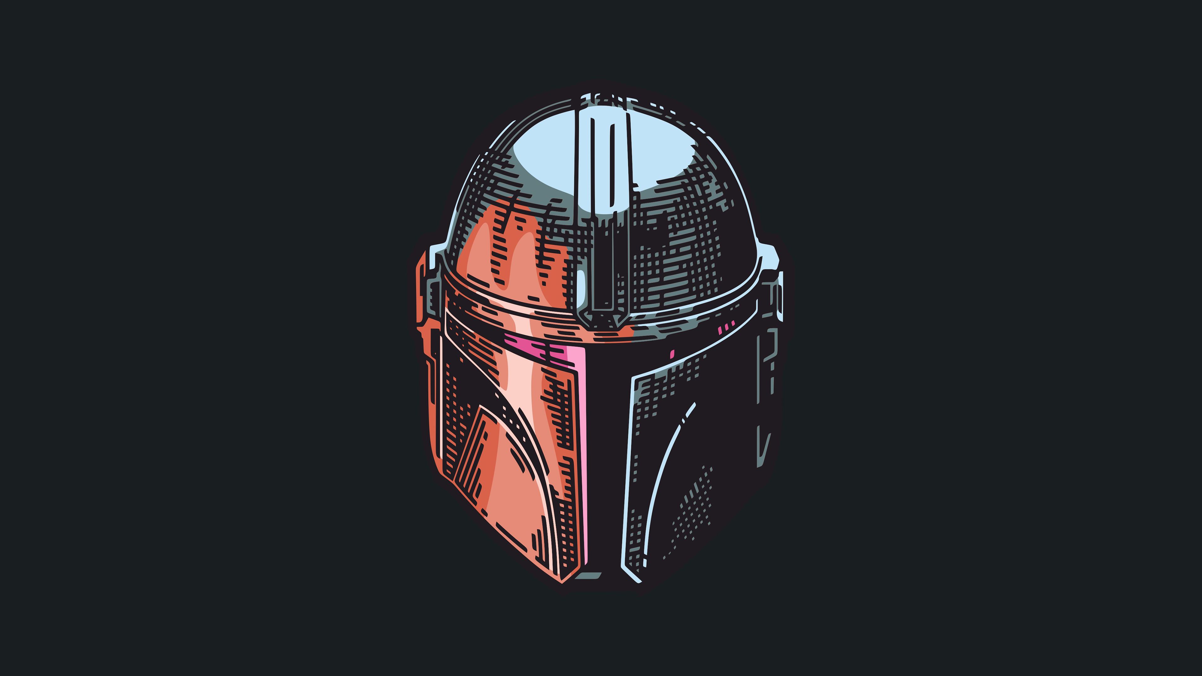 The Mandalorian Mask 4k Hd Tv Shows 4k Wallpapers Images Backgrounds Photos And Pictures