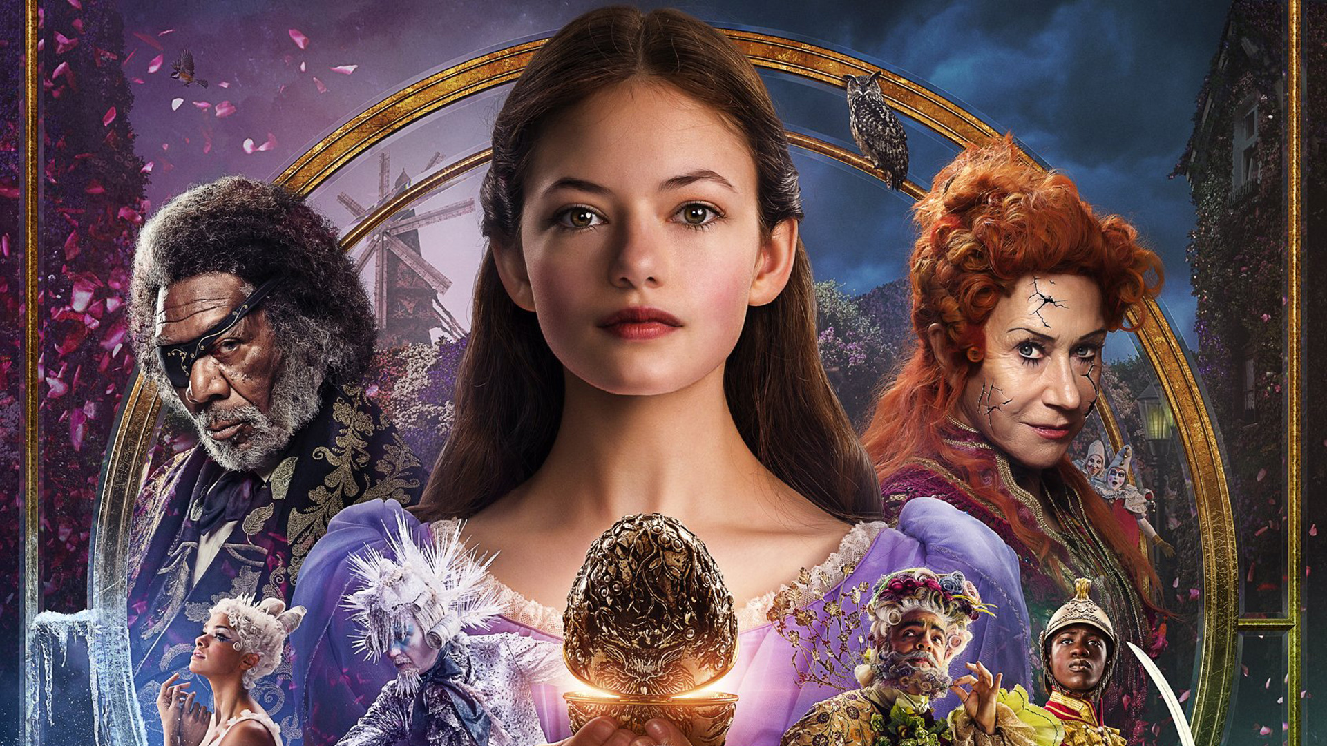 The Nutcracker And The Four Realms 2018 Movie Poster Hd Movies 4k Wallpapers Images Backgrounds Photos And Pictures