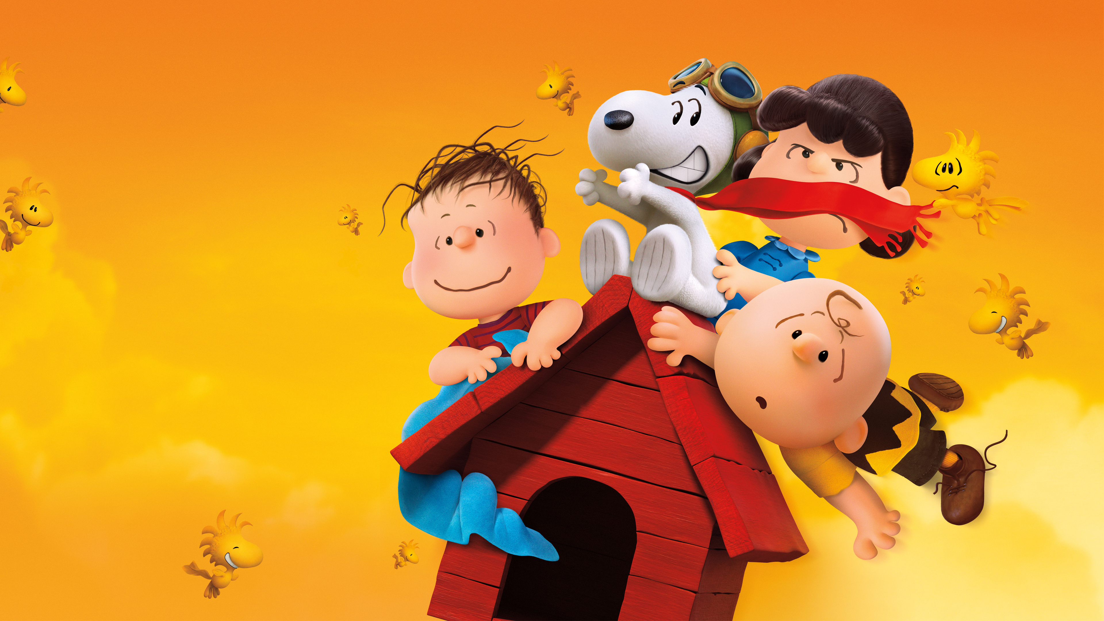 The Peanuts, HD Movies, 4k Wallpapers