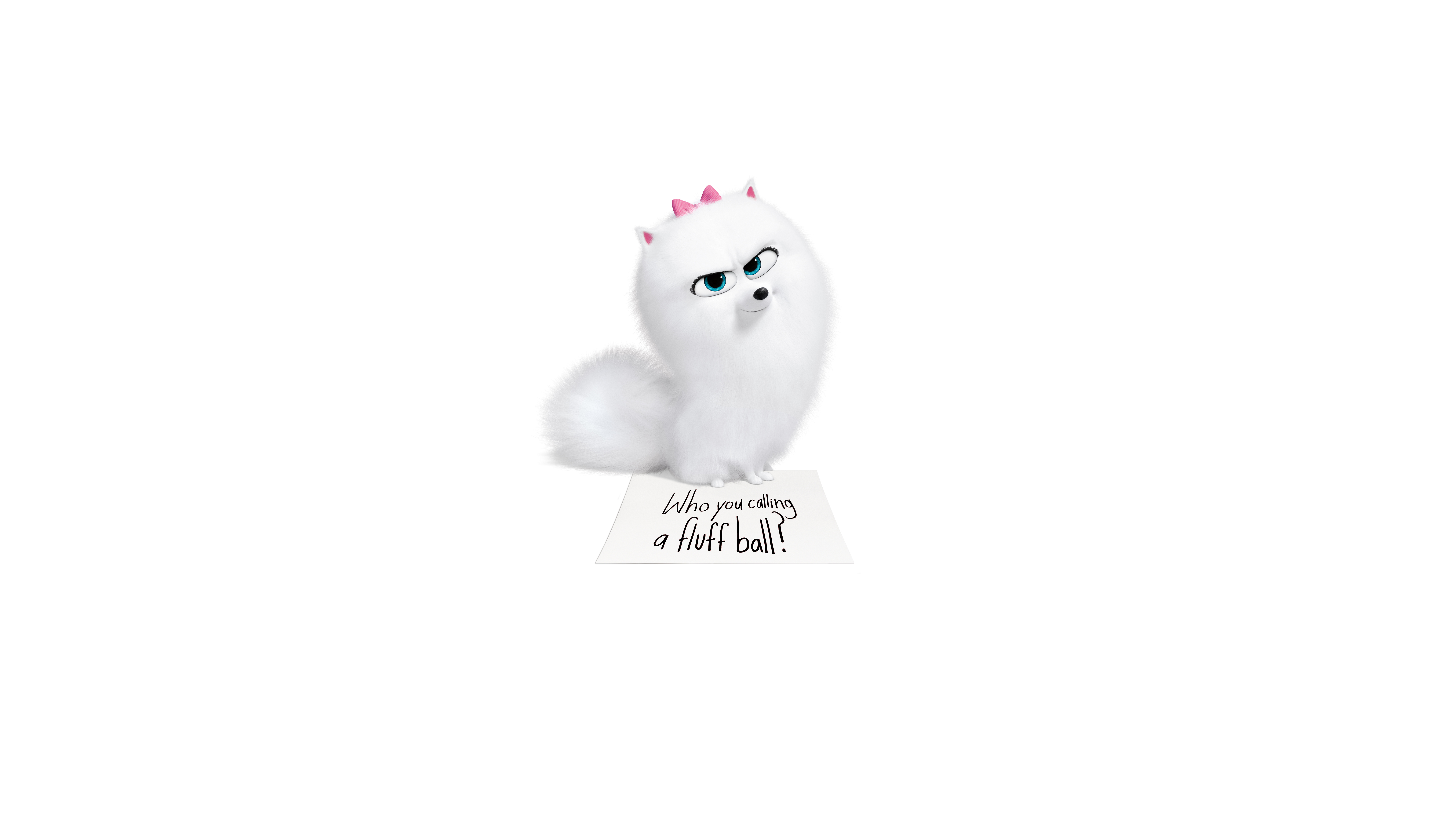 The Secret Life Of Pets Gidget 8k Hd Movies 4k Wallpapers Images Backgrounds Photos And Pictures